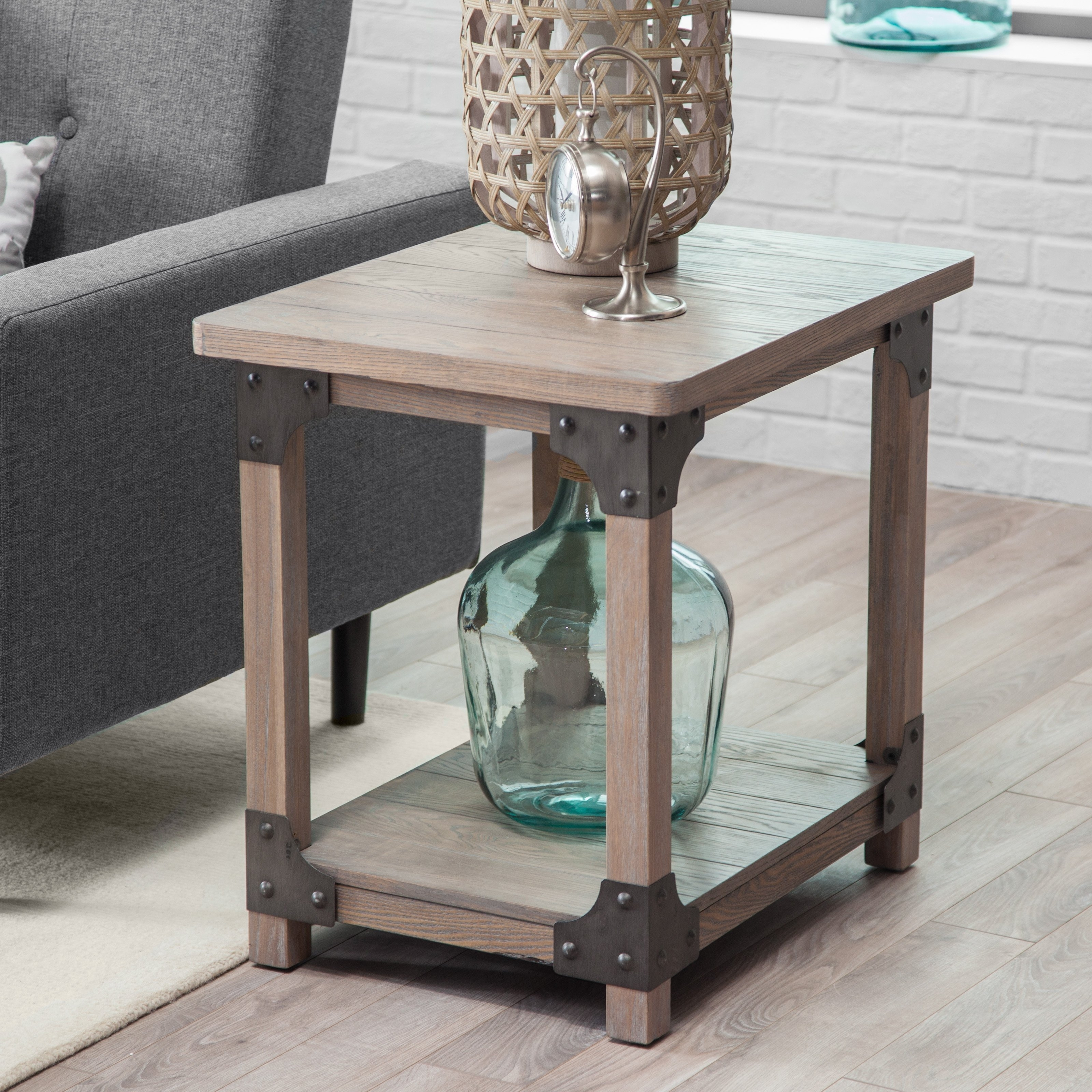 Home Design Ideas Extraordinary Belham Living Jamestown Rustic for Modern Rustic Coffee Tables (Image 7 of 30)