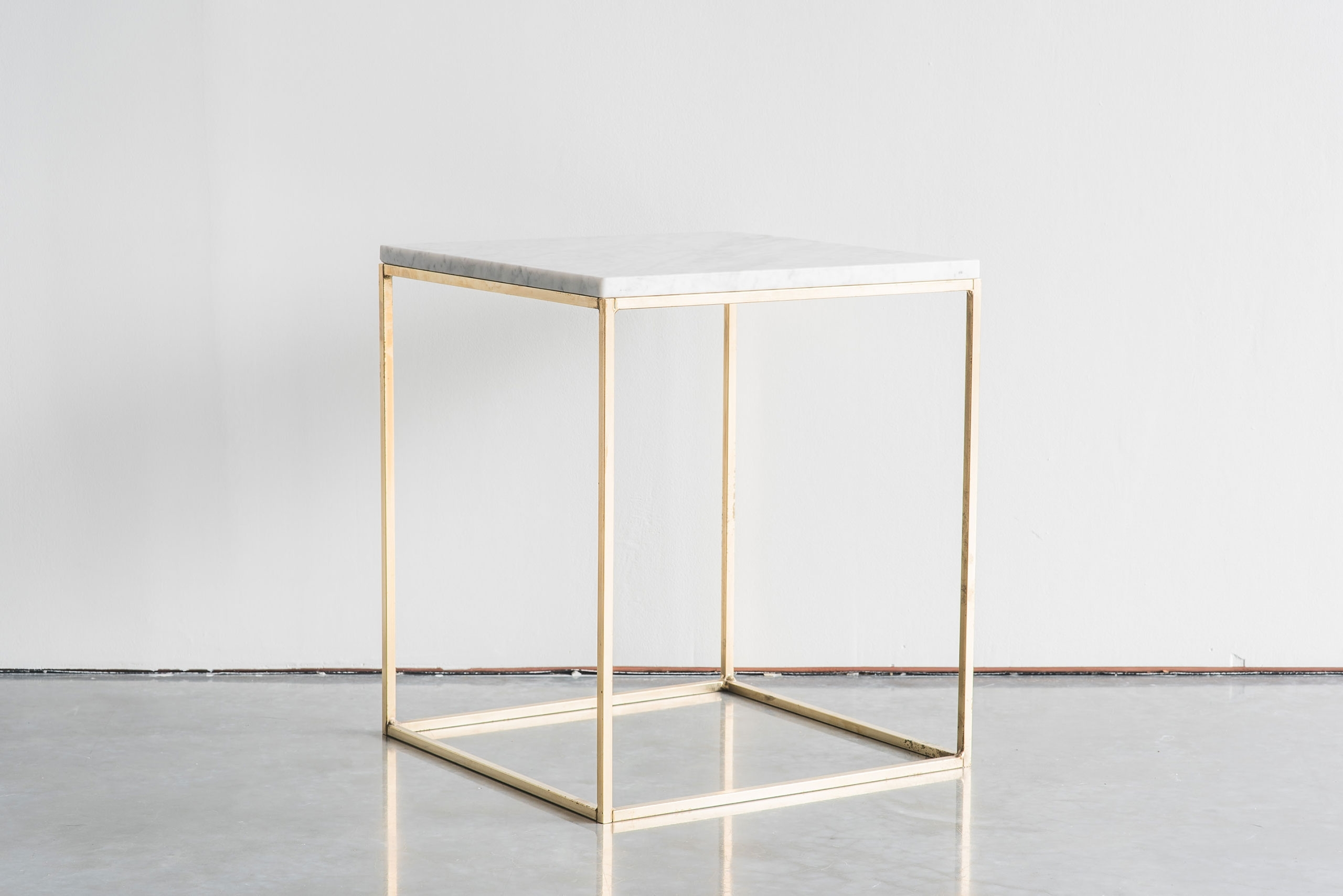Home Industry | Furniture Designed & Handcrafted In New Zealand. ©2016 with Brass Iron Cube Tables (Image 20 of 30)