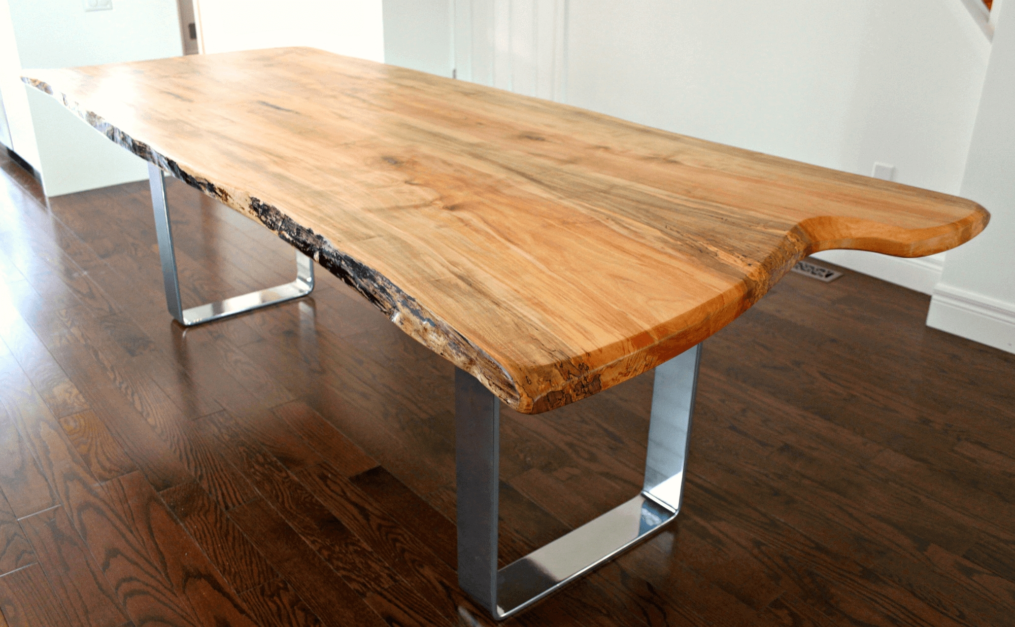 30 Inspirations of Live Edge Teak Coffee Tables