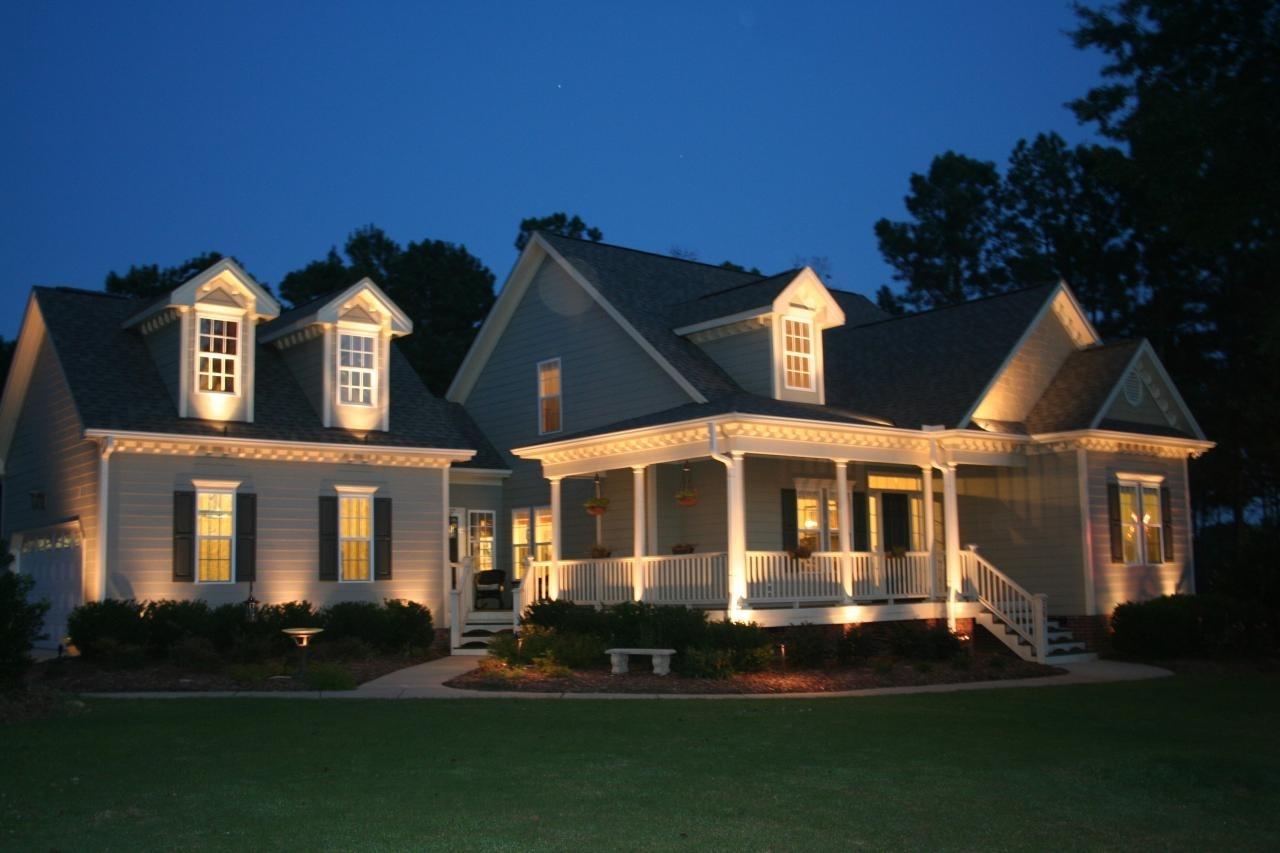 Home Outdoor Lights - Outdoor Lighting Ideas regarding Outdoor Lanterns for House (Image 8 of 20)