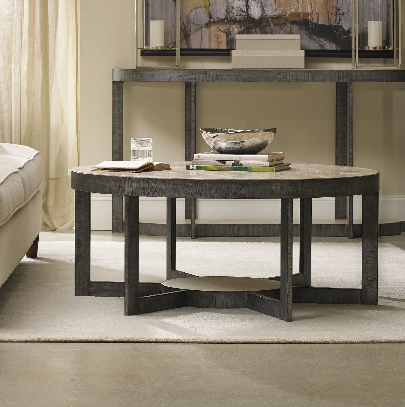 Hooker Furniture Mill Valley Coffee Table | Wayfair With Regard To Mill Coffee Tables (Image 12 of 30)