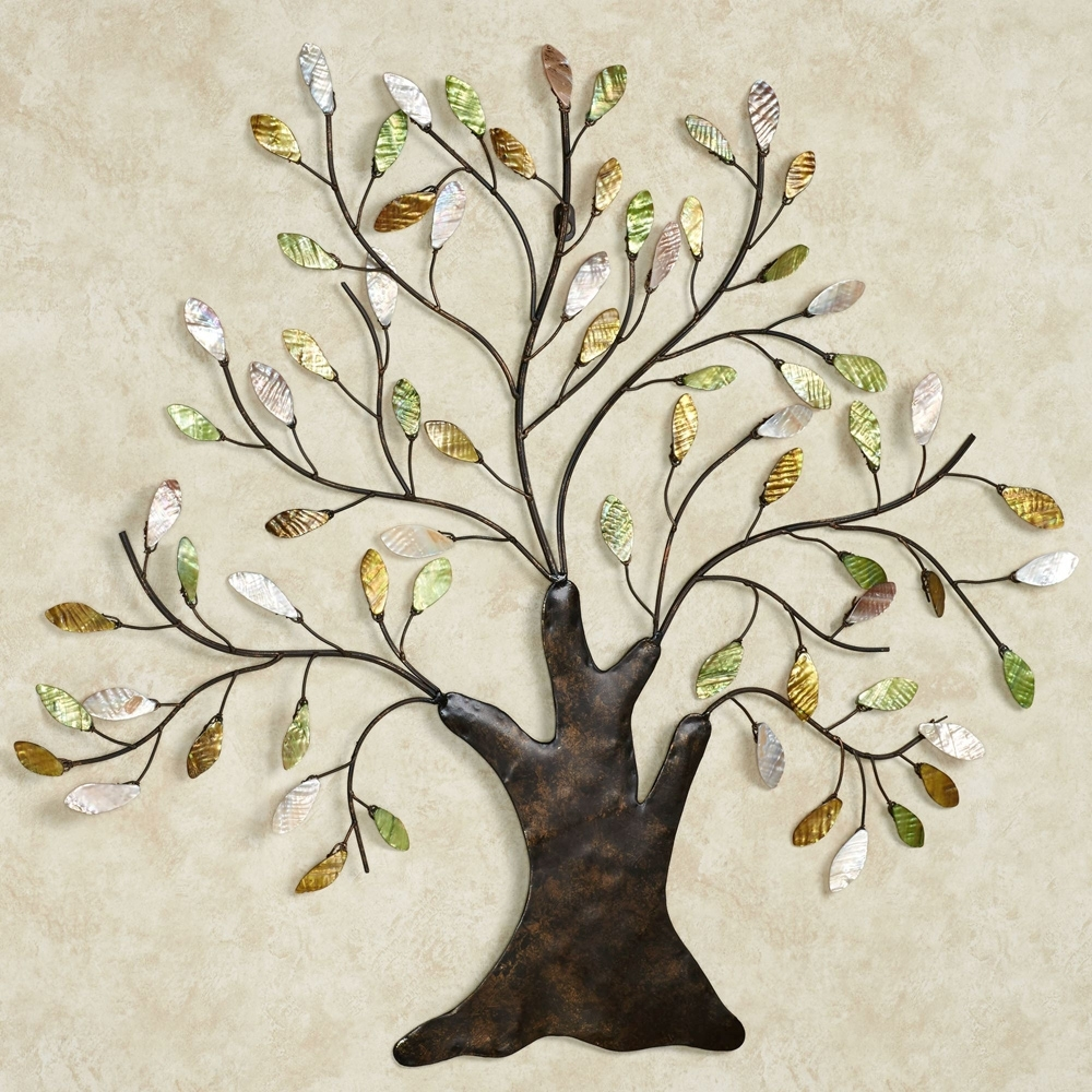 Hot Selling Antique Decorative Tree Metal Wall Art - Buy Wall Art in Metal Wall Art Trees (Image 4 of 20)