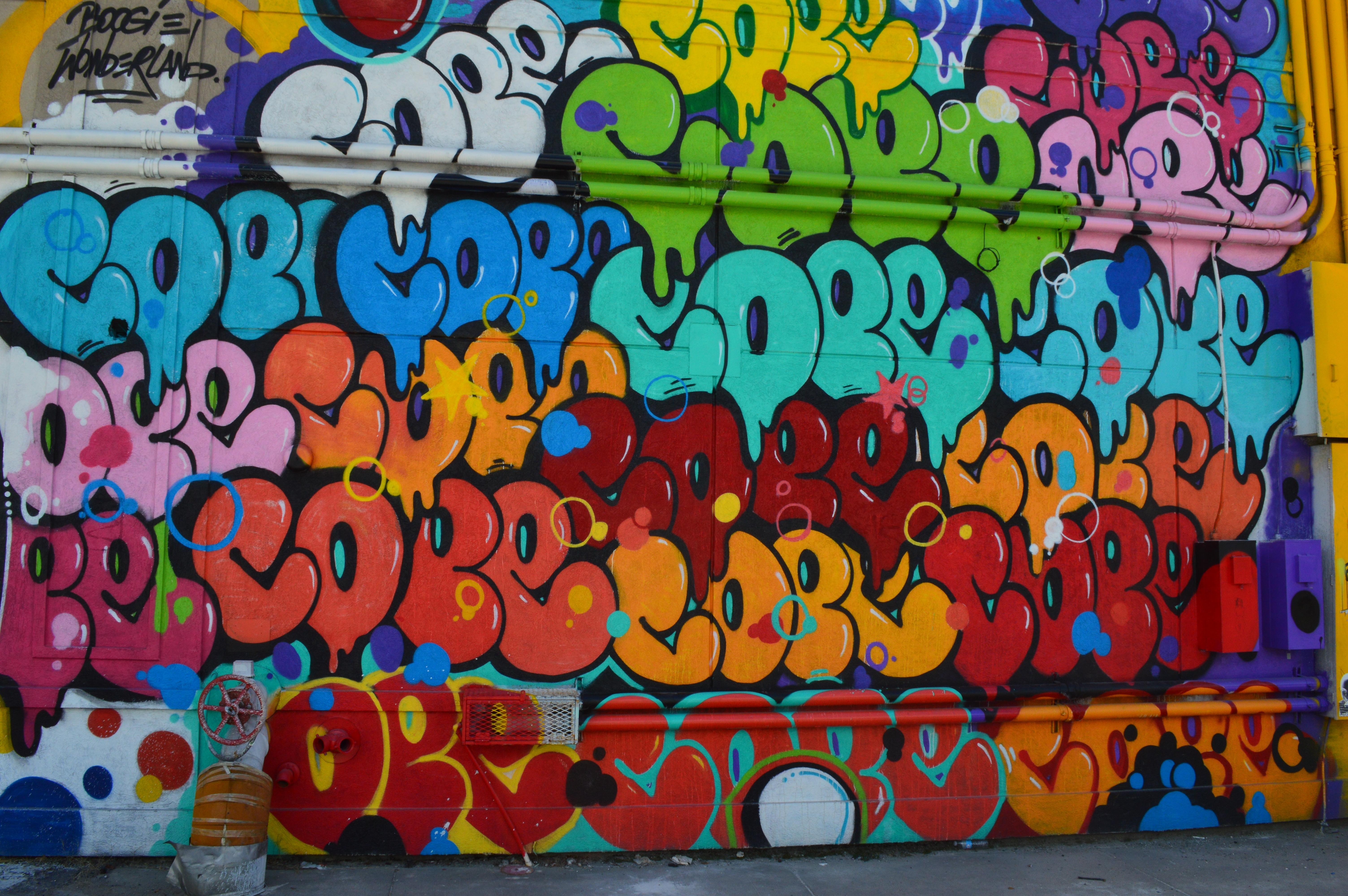 Houston Street Art To See Inside Graffiti Wall Art (View 18 of 20)