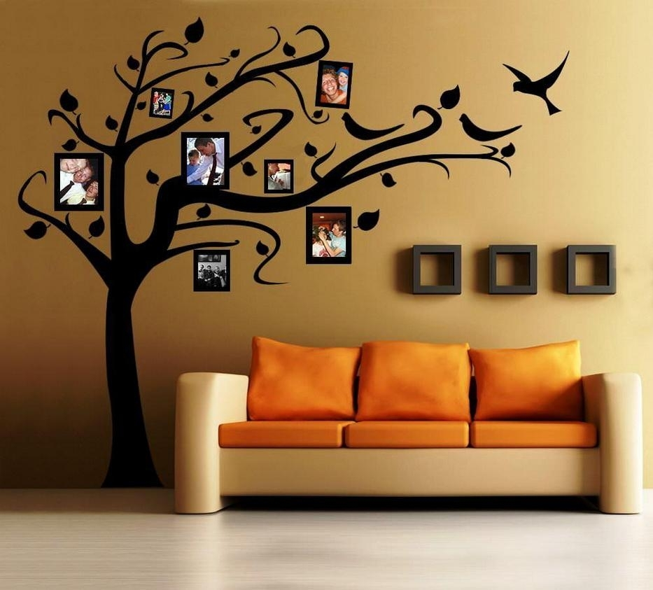 Featured Photo of Stencil Wall Art