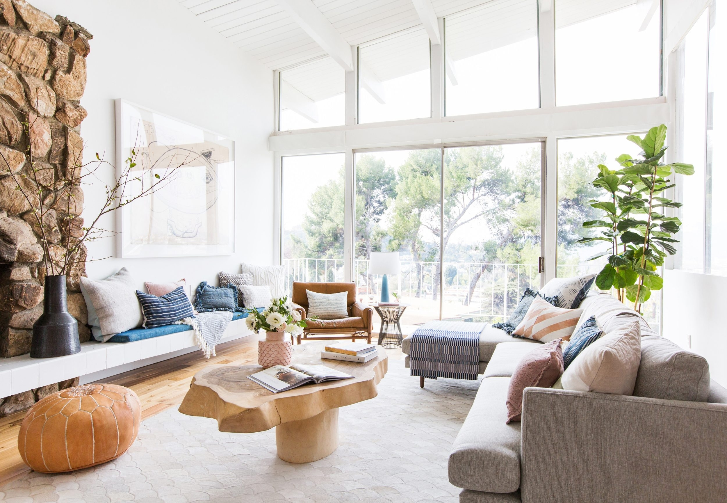 How To Pick A Coffee Table (+ 105 Picks For Every Space) With Shroom Large Coffee Tables (View 12 of 30)