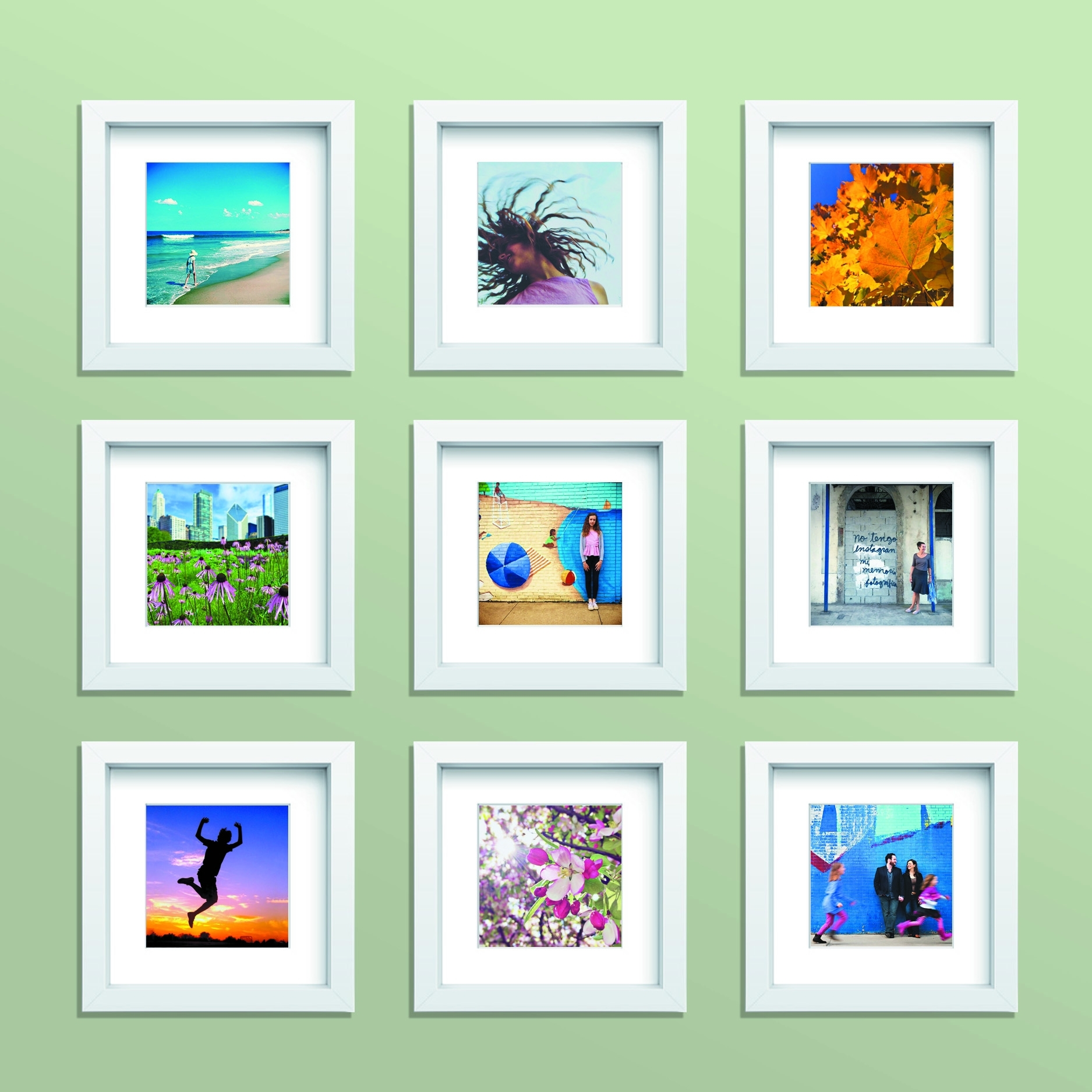 How To Turn Instagram Photos Into Wall Art | Long Island Pulse Magazine with Instagram Wall Art (Image 11 of 20)