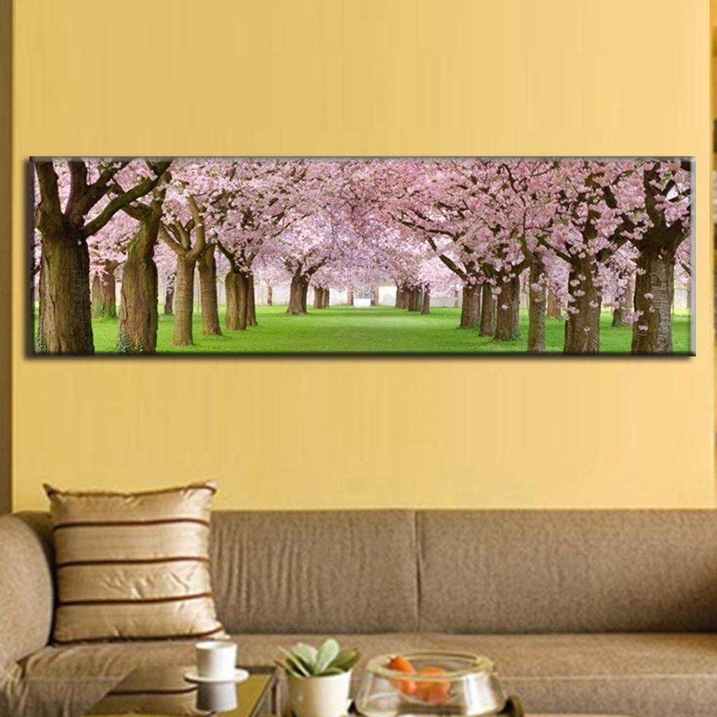 Huge Canvas Paintings Beautiful Mesmerizing Canvas Wall Art For Your With Regard To Huge Wall Art (View 14 of 20)