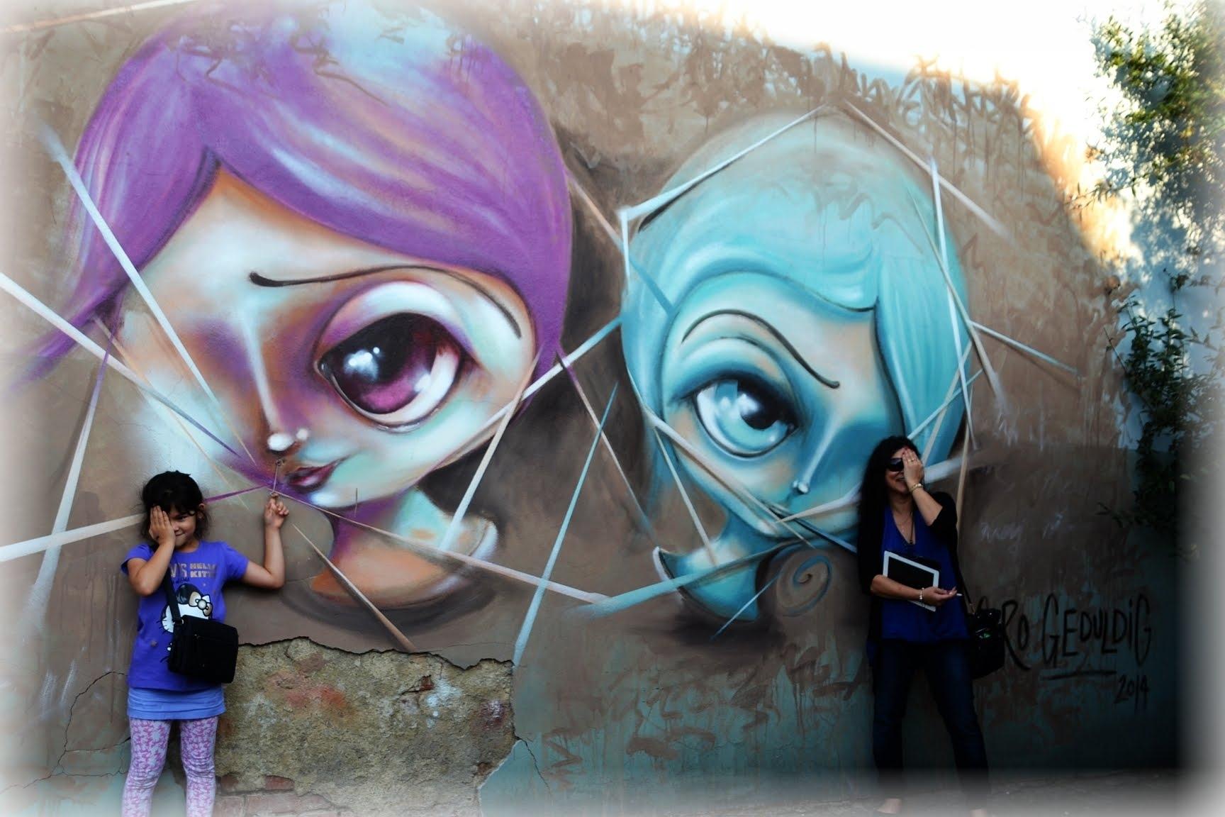 Ibug – Graffiti, Wall Art & Abstract Art – Youtube For Graffiti Wall Art (View 14 of 20)