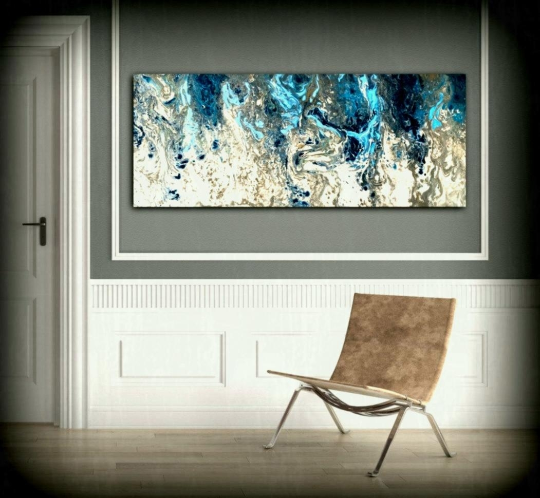 Ideas Of Abstract Oversized Canvas Wall Art Large Painting Print throughout Oversized Teal Canvas Wall Art (Image 12 of 20)