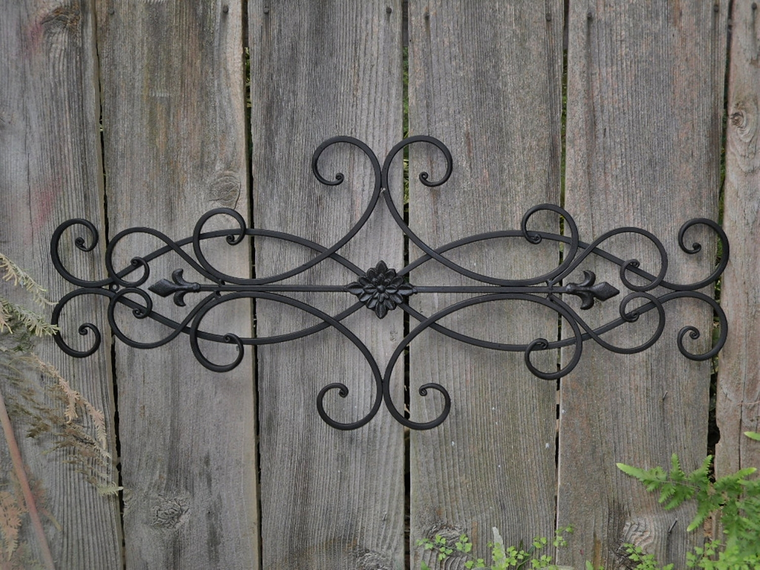 Ideas Wrought Iron Wall Decor | Blackbearonwater Home throughout Iron Wall Art (Image 9 of 20)