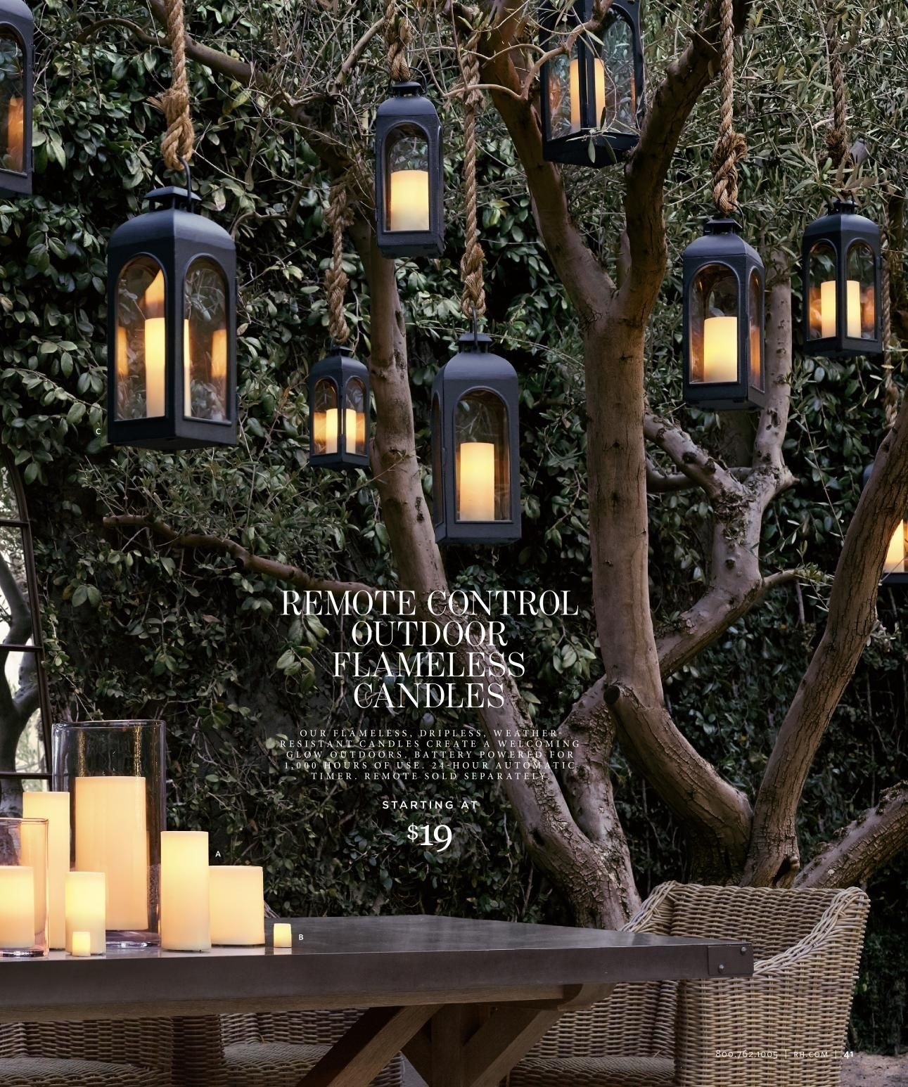 If I Could Find Something Like This That Is Weatherproof And Solar with Outdoor Lanterns for Trees (Image 11 of 20)