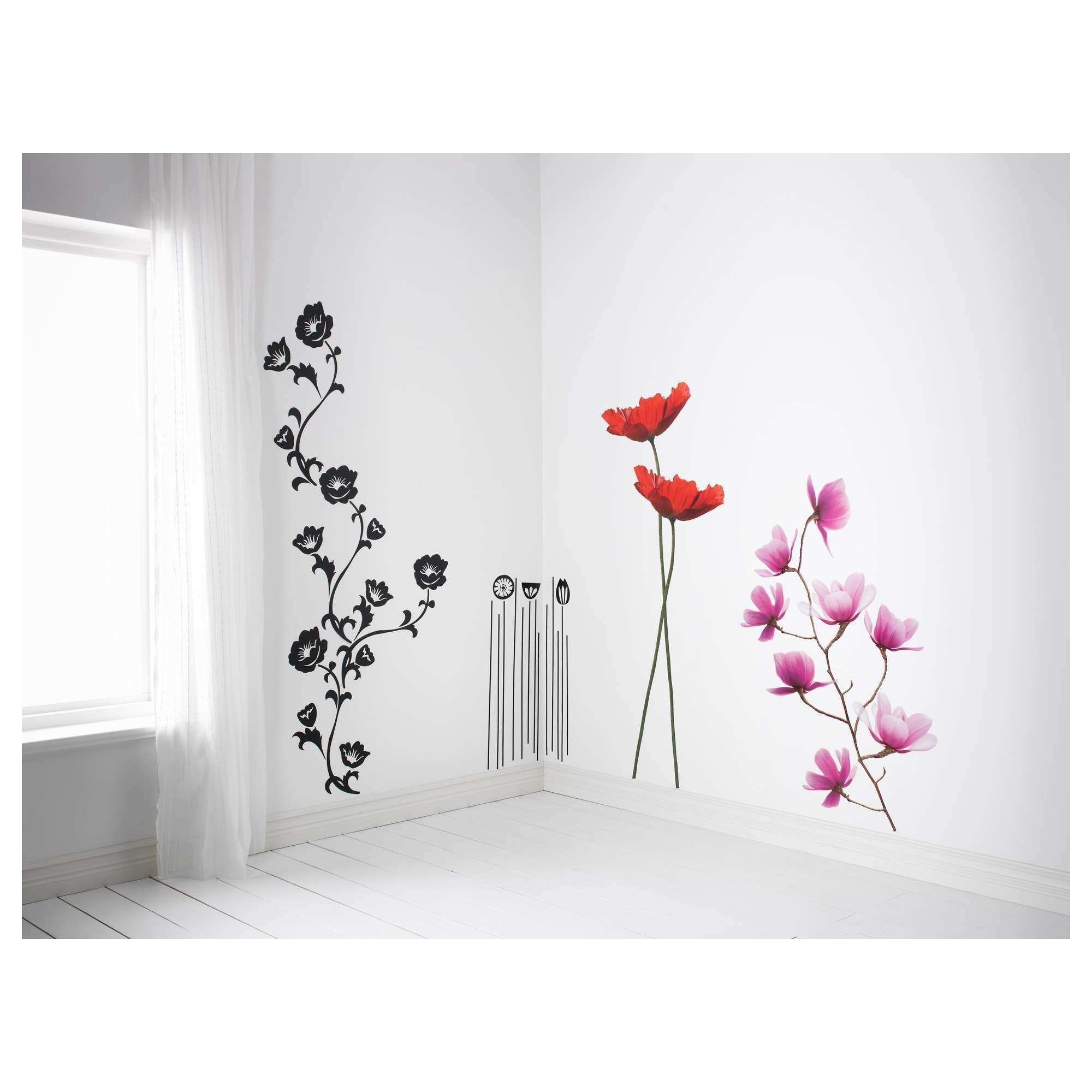 Ikea Wall Art Unique Ikea Wall Decals | Wall Art Ideas in Ikea Wall Art (Image 11 of 20)