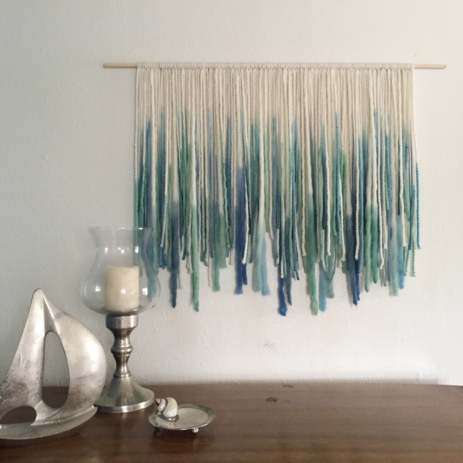 Il Fullxfull Otr The Art Gallery Yarn Wall Art – Best Home Design With Regard To Yarn Wall Art (View 9 of 20)