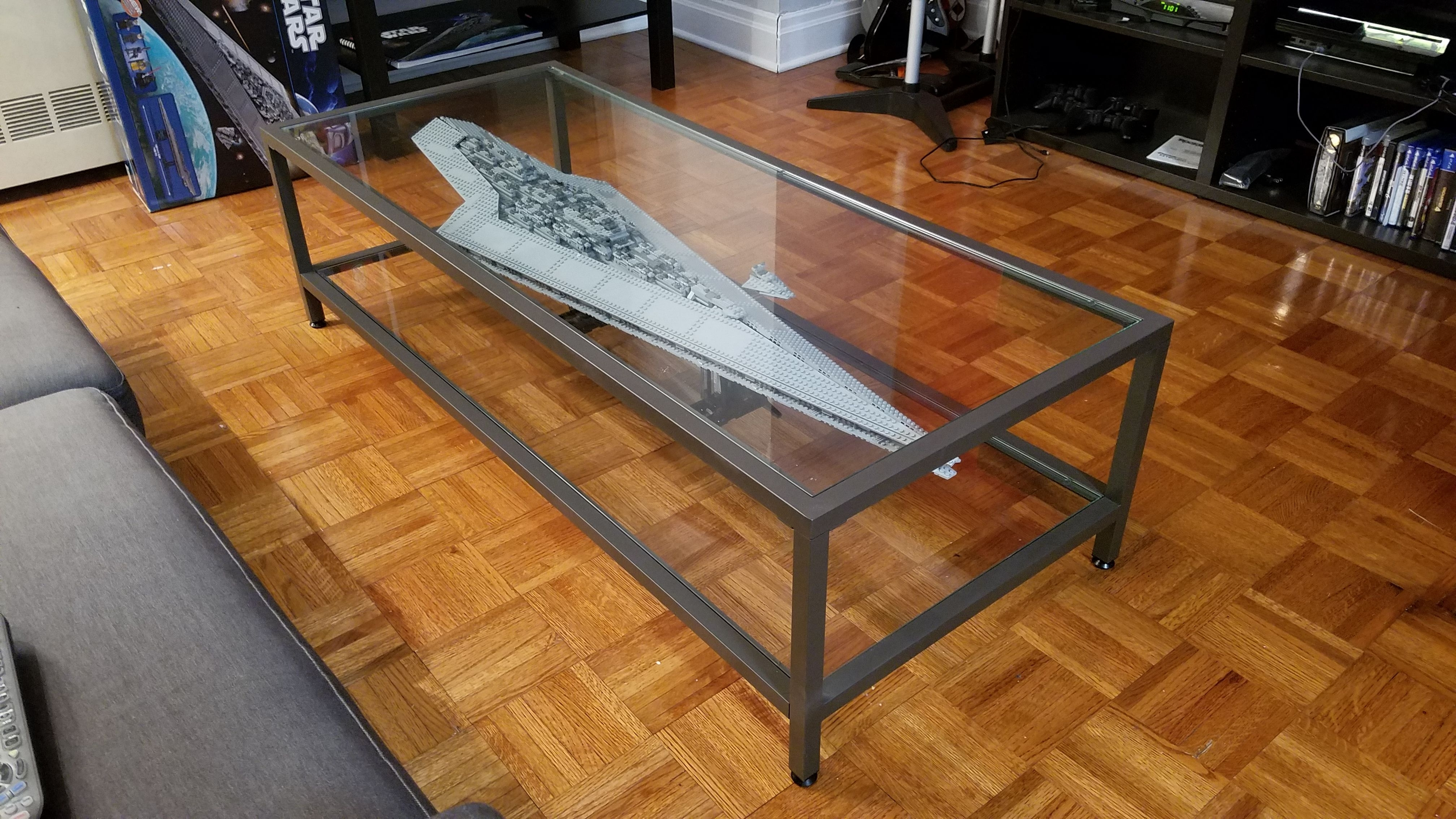 Image Result For Coffee Table With Lego Millenium Falcon | Living regarding Jelly Bean Coffee Tables (Image 17 of 30)
