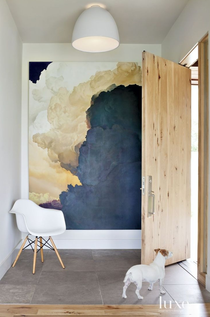 Impeccable Trend: Oversized Wall Art – Impeccable Nest Pertaining To Huge Wall Art (View 18 of 20)