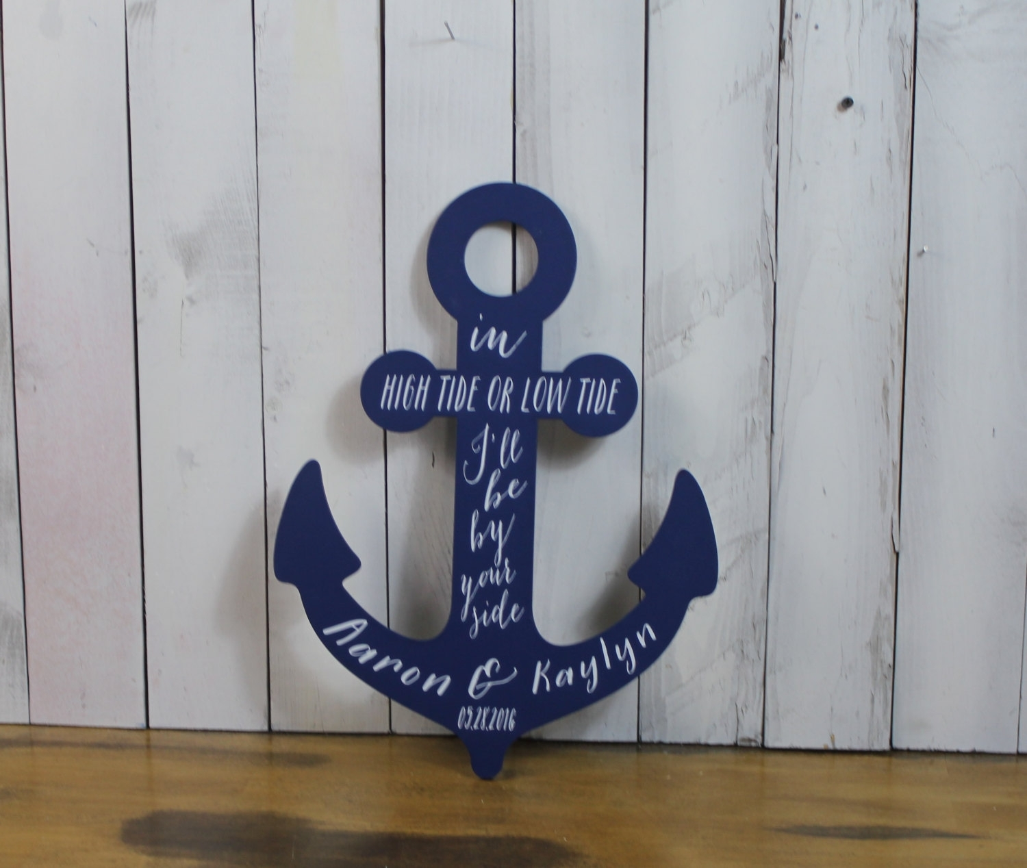 Impressive 20 Large Anchor Wall Decor Decorating Design, Anchor Wall inside Anchor Wall Art (Image 10 of 20)