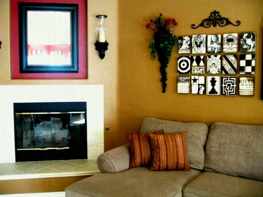 Inexpensive Diy Wall Decor Ideas Bless Er House - Creative Living within Inexpensive Wall Art (Image 13 of 20)