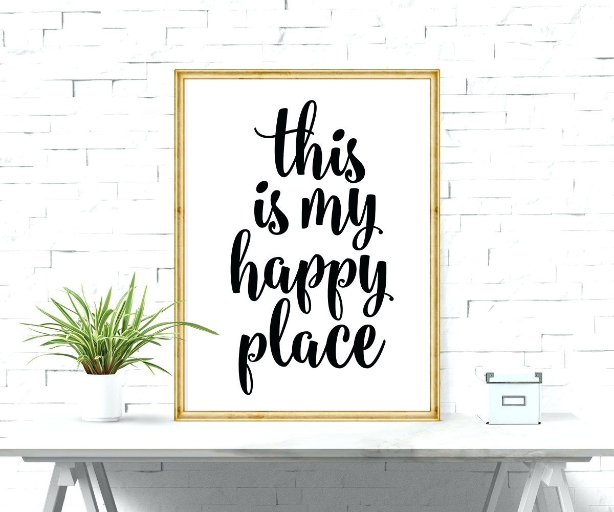 Inspirational Quotes Wall Art Canvas : Andrews Living Arts – Rental Within Inspirational Wall Art Canvas (View 10 of 20)