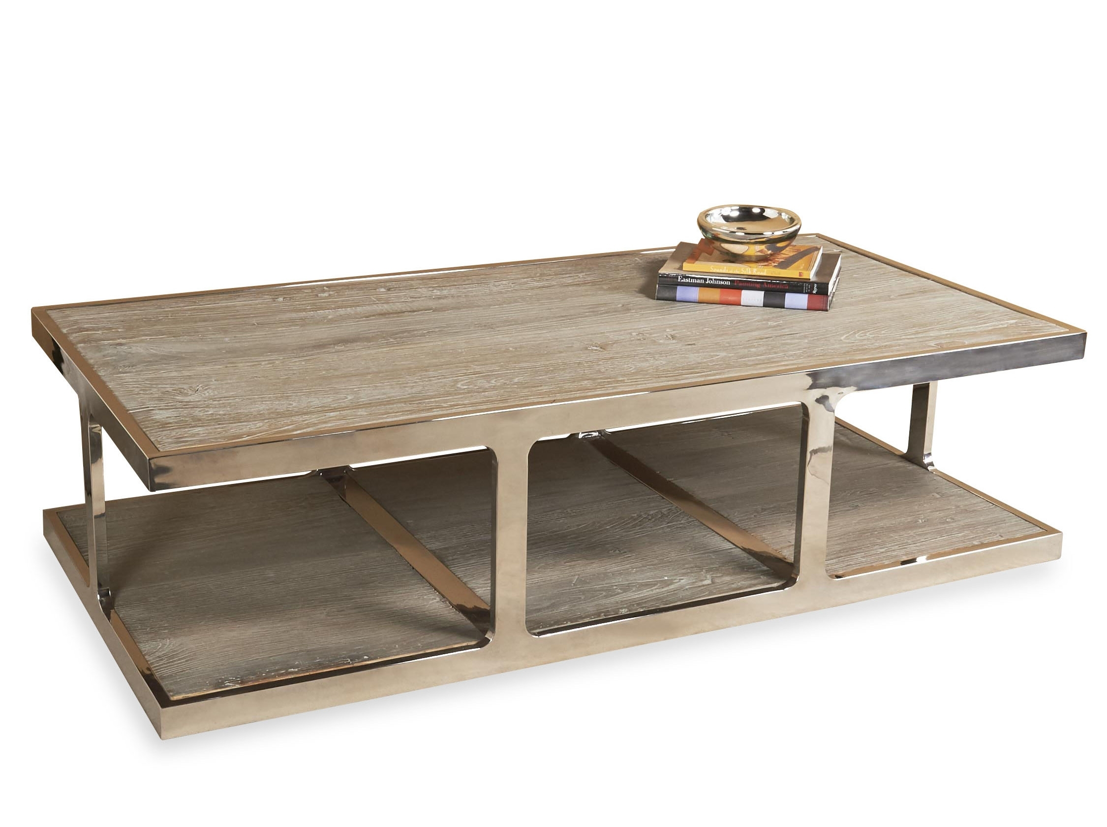 Interlude Mill Coffee Table | Wayfair pertaining to Mill Coffee Tables (Image 14 of 30)