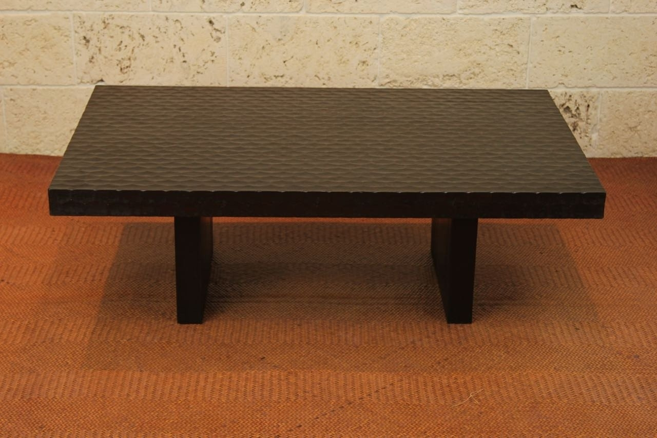 Japanese Coffee Table - Writehookstudio throughout Chiseled Edge Coffee Tables (Image 11 of 30)