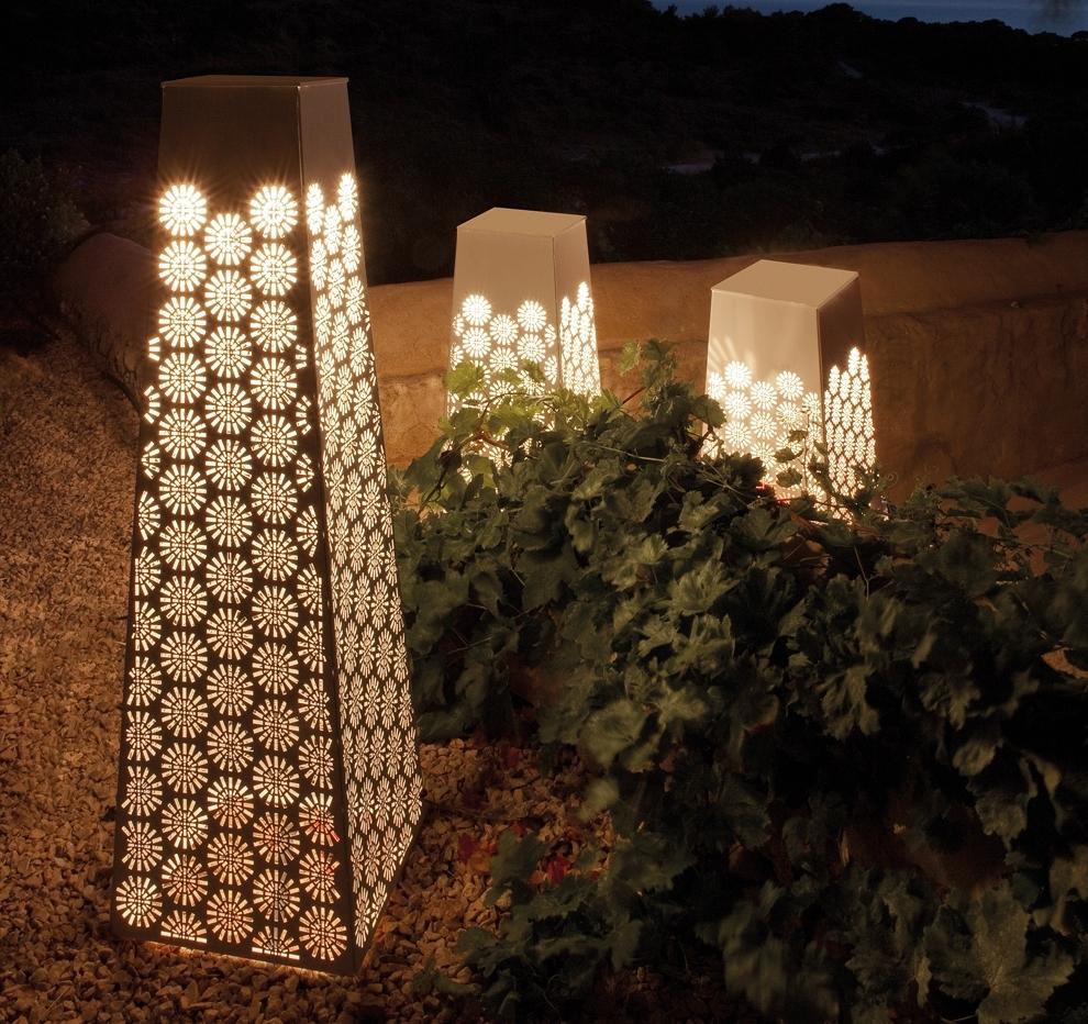Japanese Garden Lighting regarding Outdoor Lighting Japanese Lanterns (Image 11 of 20)