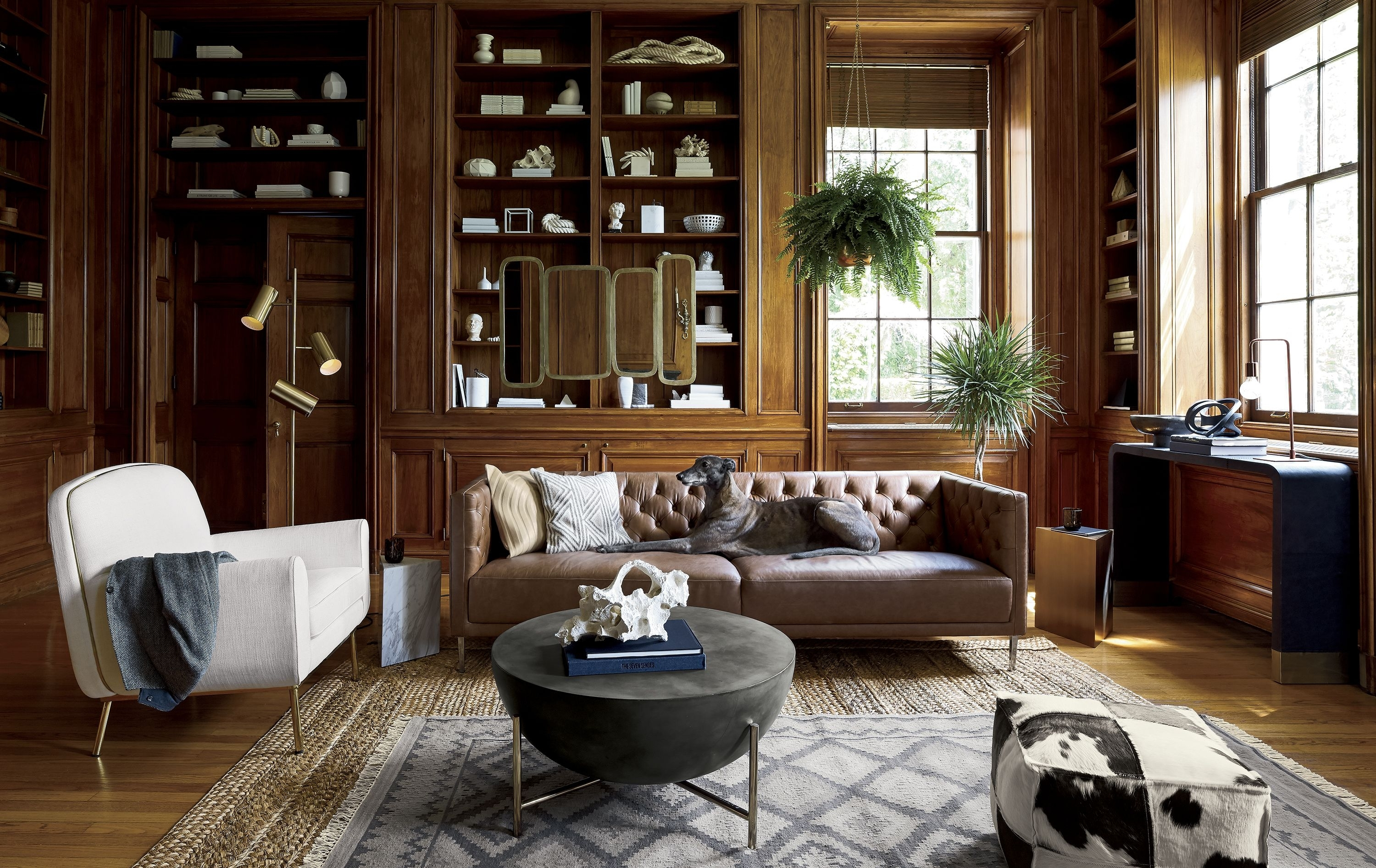 Featured Photo of Darbuka Black Coffee Tables