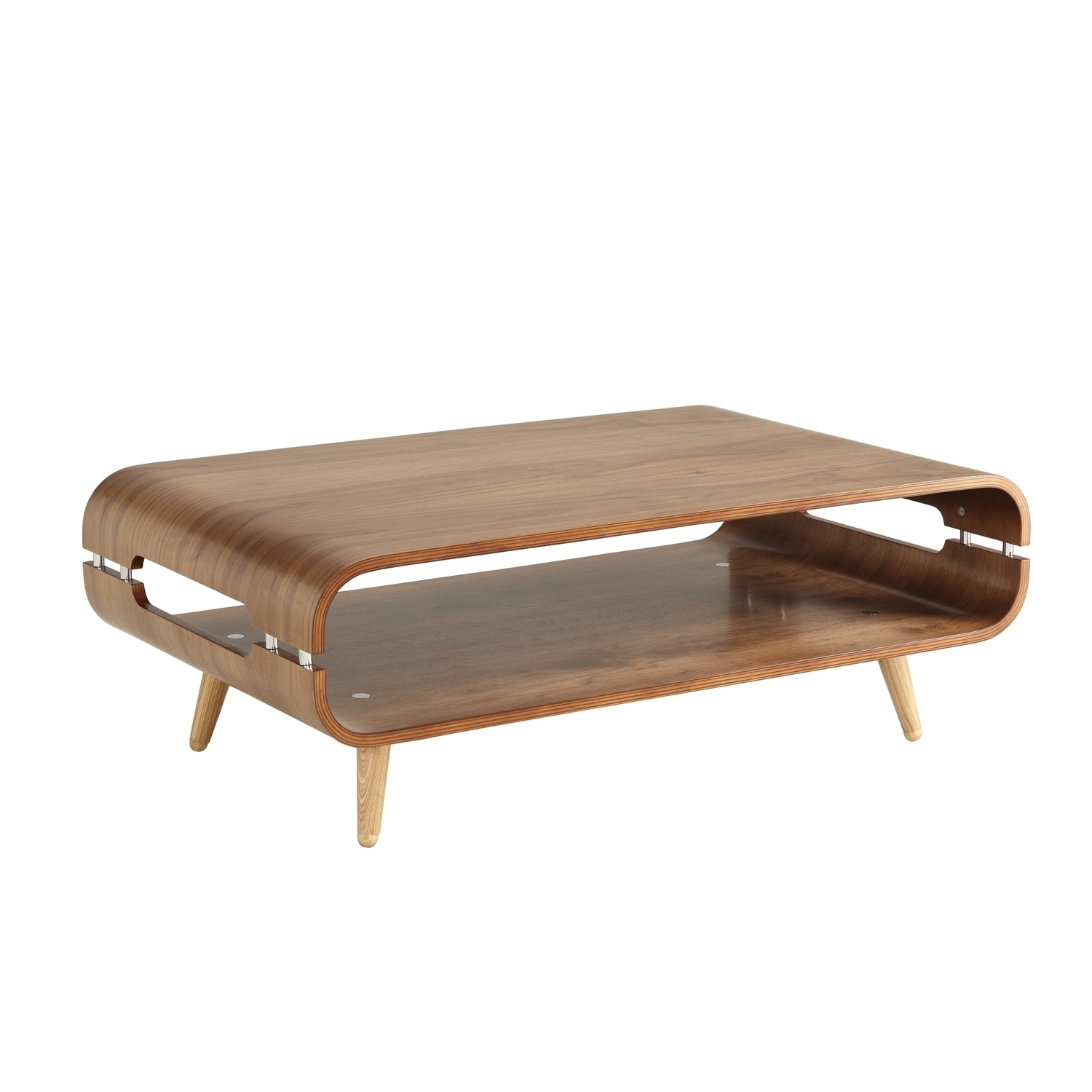Jual Coffee Table Inside Contemporary Curves Coffee Tables (View 18 of 30)