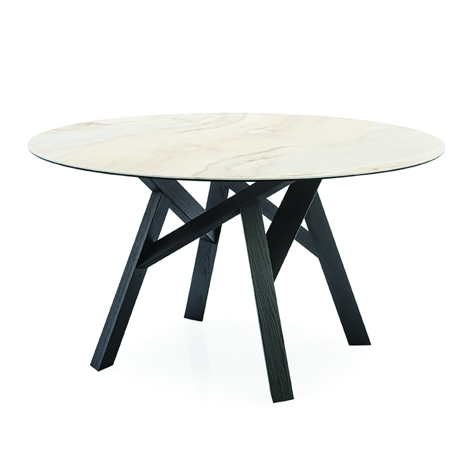 Jungle Table with regard to Intertwine Triangle Marble Coffee Tables (Image 17 of 30)