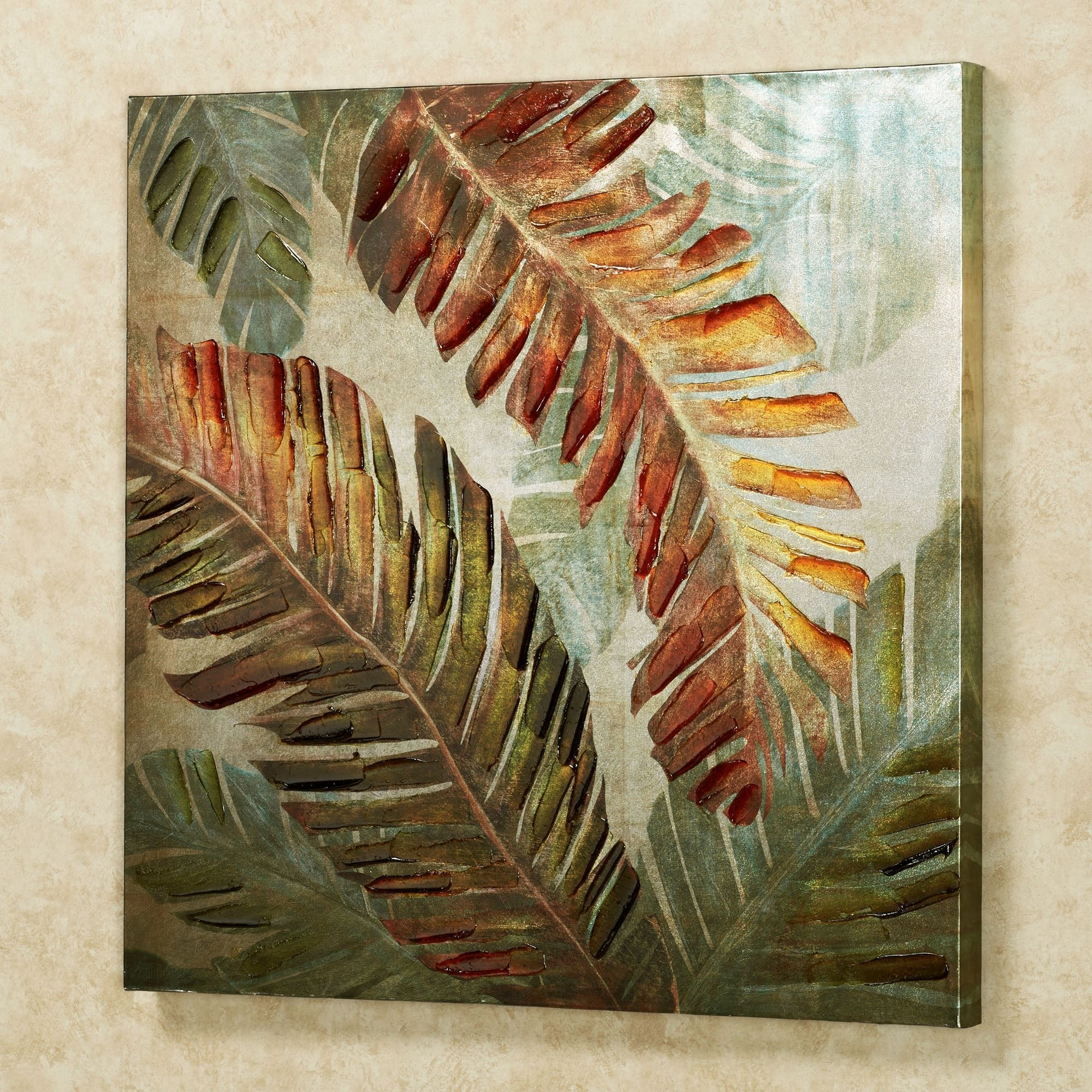K Luxury Tropical Wall Art   Wall Decoration And Wall Art Ideas In Tropical Wall Art (Photo 5 of 20)