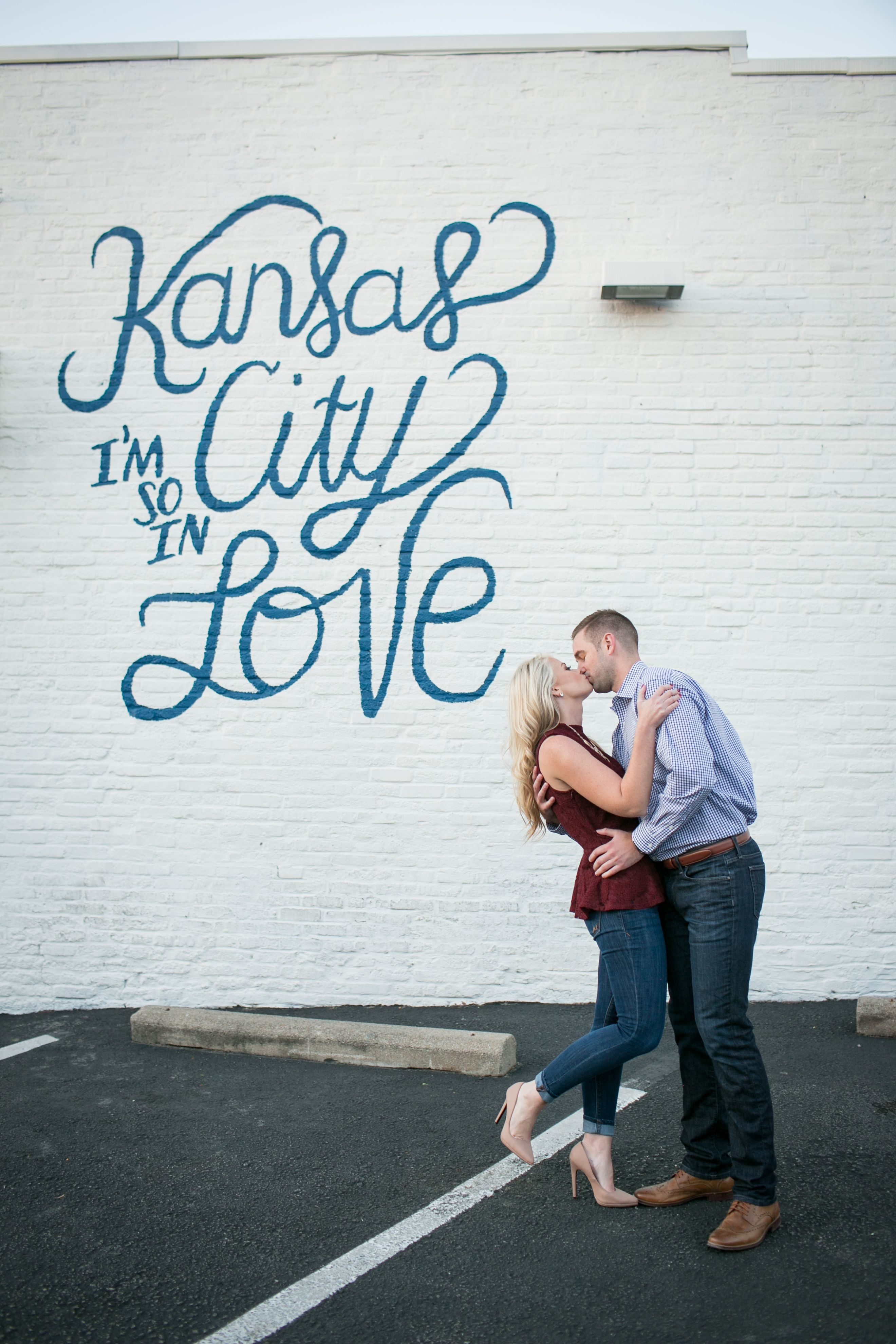 Kansas City So In Love Sign, Wall Art, Downtown Kansas City With Kansas City Wall Art (Gallery 2 of 20)