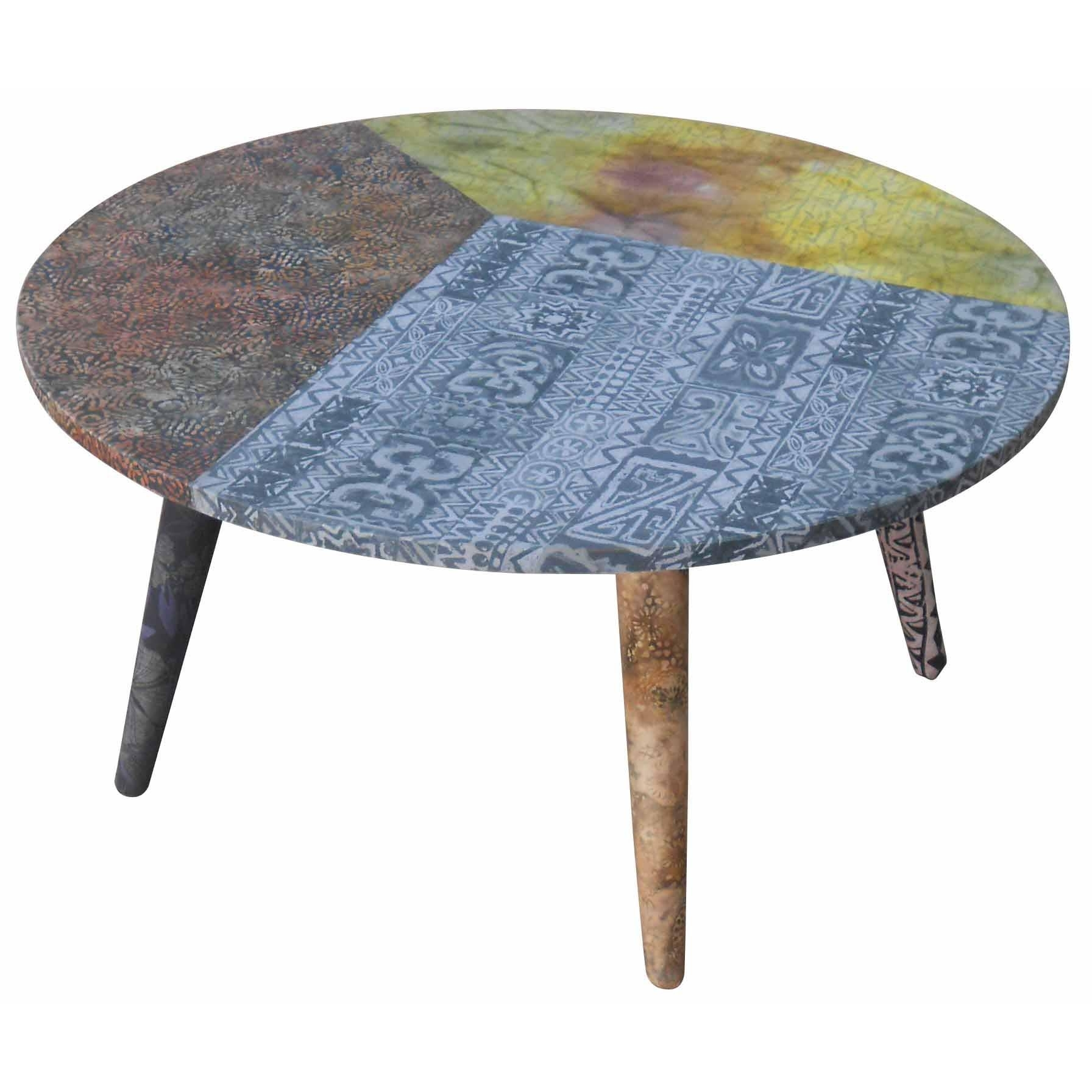 Keen Coffee Table, Batik - Boulevard Urban Living intended for Batik Coffee Tables (Image 21 of 30)