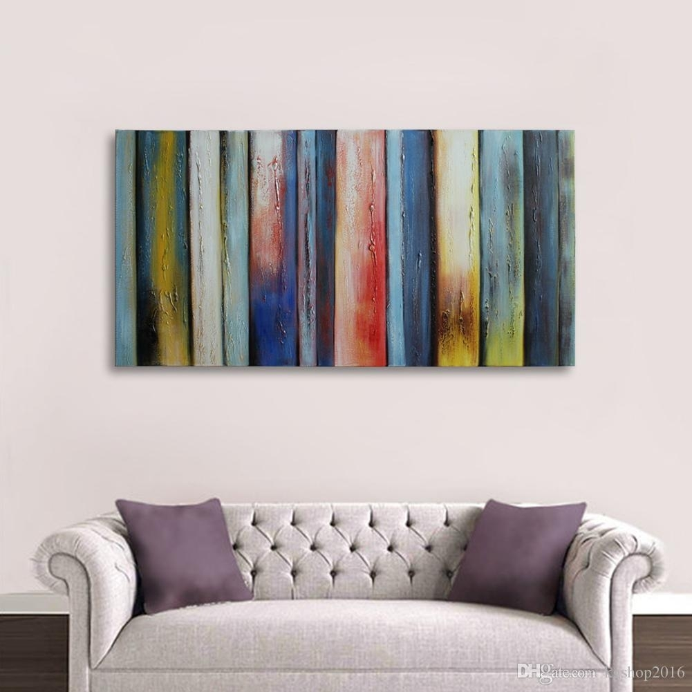 Kgtech Contemporary Wall Art Decor Thick Textured Acrylic Paintings pertaining to Contemporary Wall Art (Image 10 of 20)