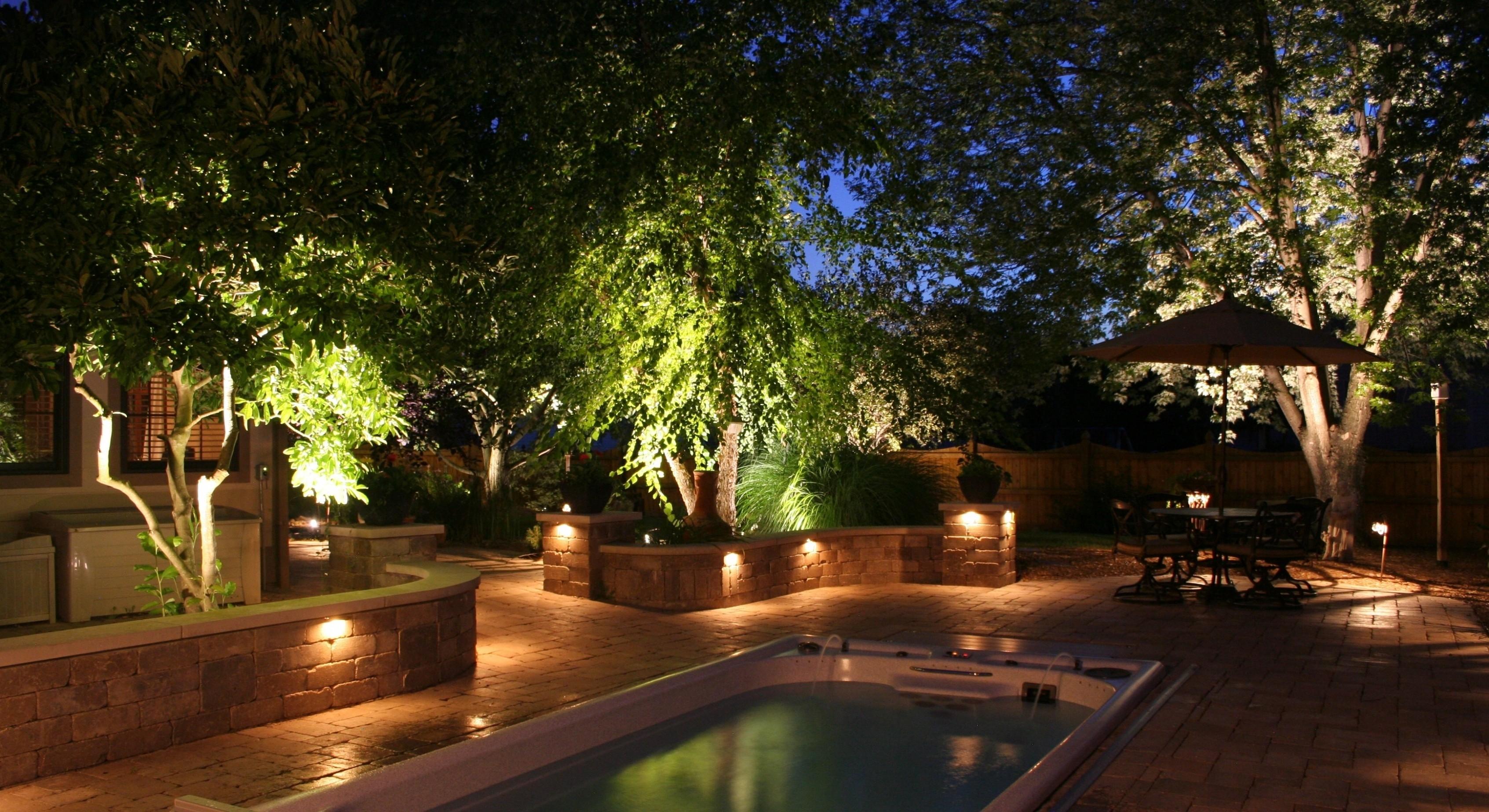 Kichler Outdoor Lighting — Foothillfolk Designs Inside Kichler Outdoor Lanterns (View 5 of 20)