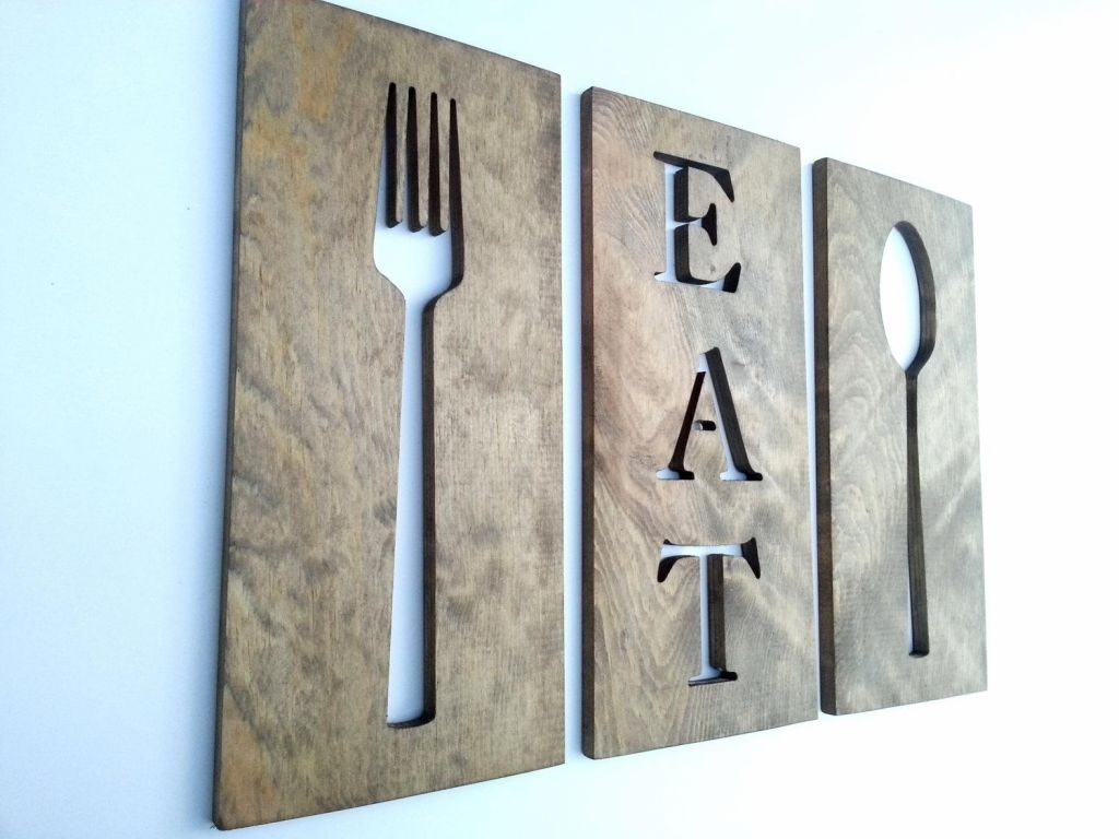 Kitchen Art Ideas Awesome Kitchen Kitchen Wall Art Ideas Living Room Regarding Kitchen Wall Art (Photo 2 of 20)