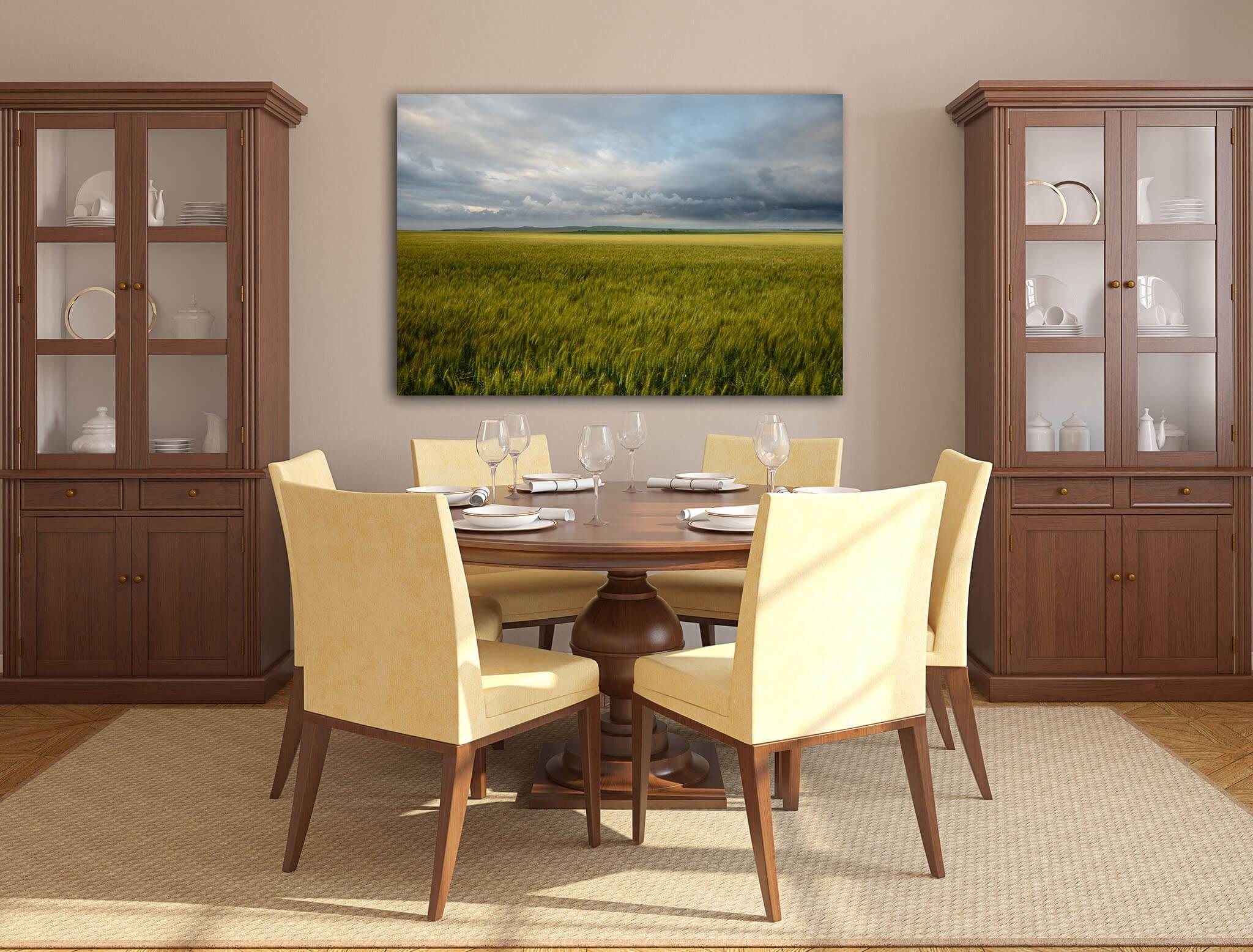 Kitchen & Dining Room Wall Art – Franklin Arts Pertaining To Dining Room Wall Art (View 19 of 20)