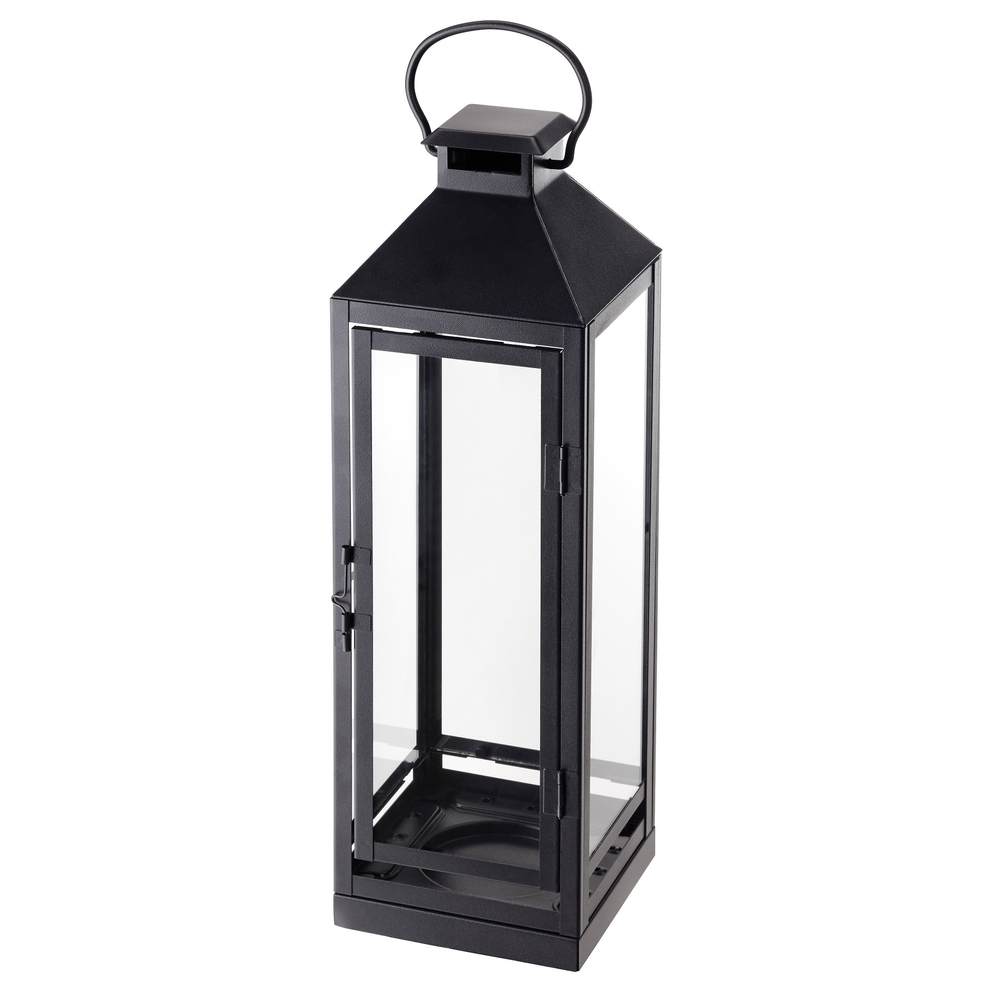 Lagrad Lantern For Candle, Indoor/outdoor – Ikea For Outdoor Storm Lanterns (View 18 of 20)