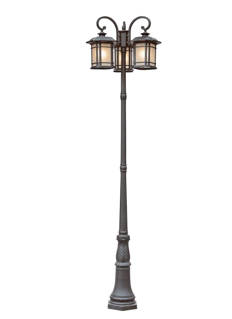 Lamp Post Top Lanterns Outside Pole Lights Pole Lanterns Outdoor Led intended for Outdoor Lamp Lanterns (Image 11 of 20)