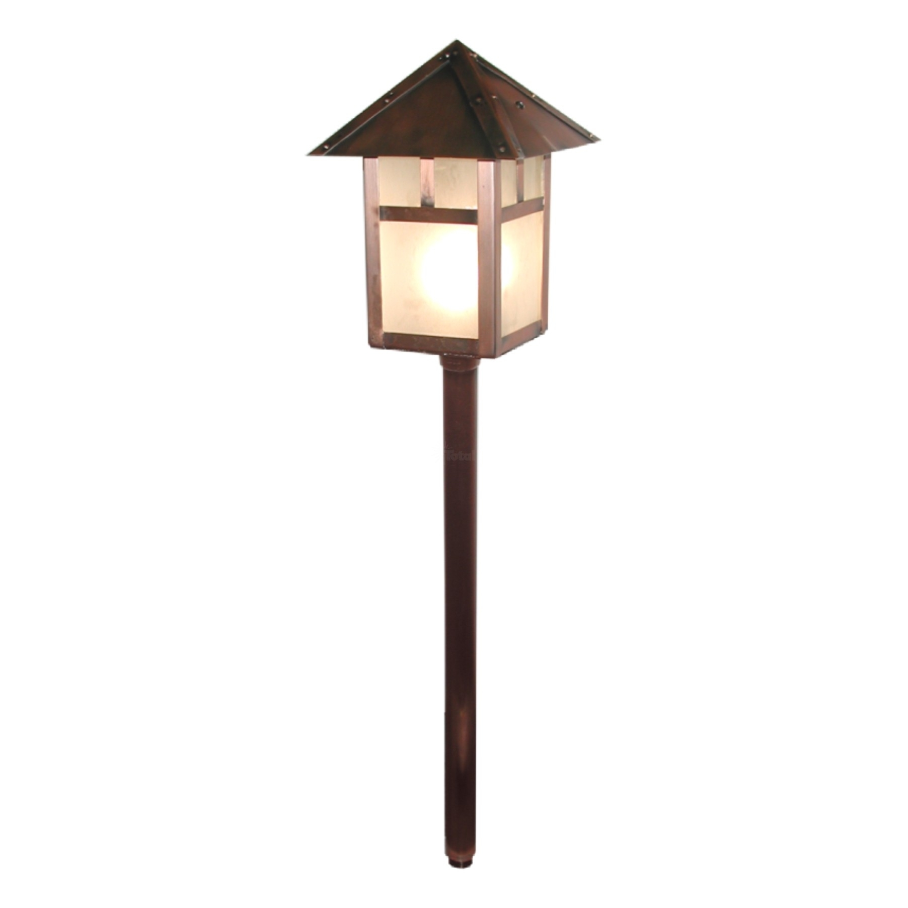 Landscape Lighting Low Voltage Lantern Path Light, Low Voltage for Outdoor Low Voltage Lanterns (Image 10 of 20)