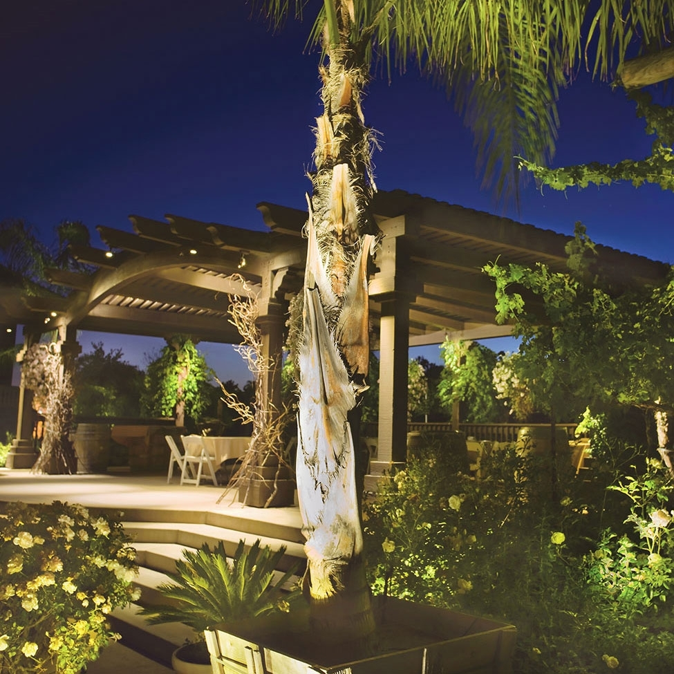 Landscape Lighting With Regard To Kichler Outdoor Lanterns (View 9 of 20)