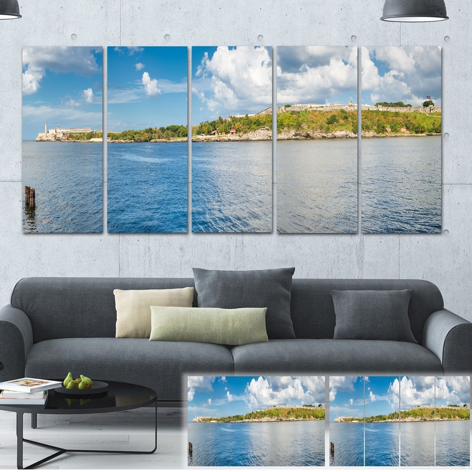Landscaping Design Milwaukee Awesome 30 Awesome Panoramic Wall Art throughout Panoramic Wall Art (Image 9 of 20)