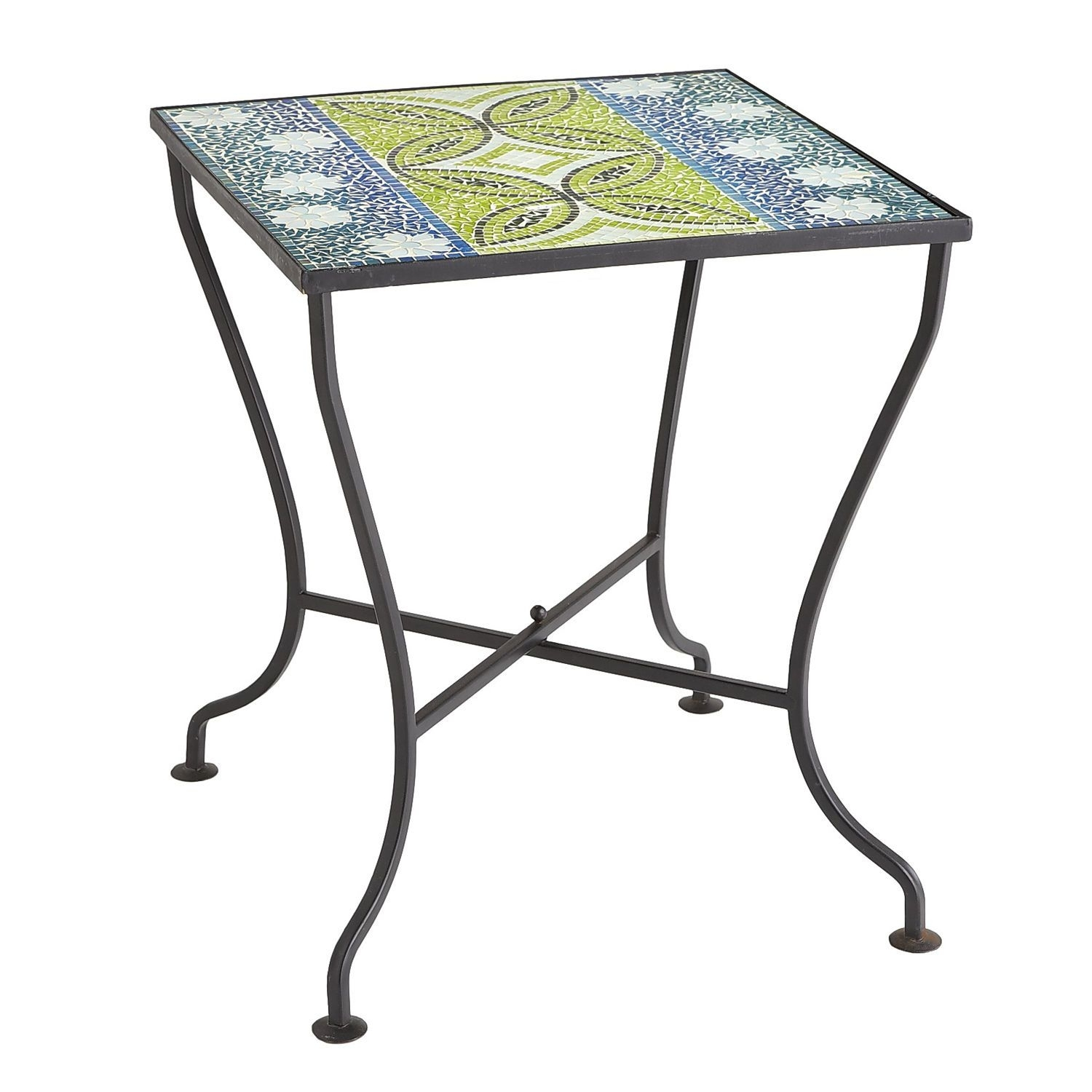 Lani Mosaic Accent Table | Pier 1 Imports | Patio | Pinterest with regard to Casbah Coffee-Side Tables (Image 20 of 30)