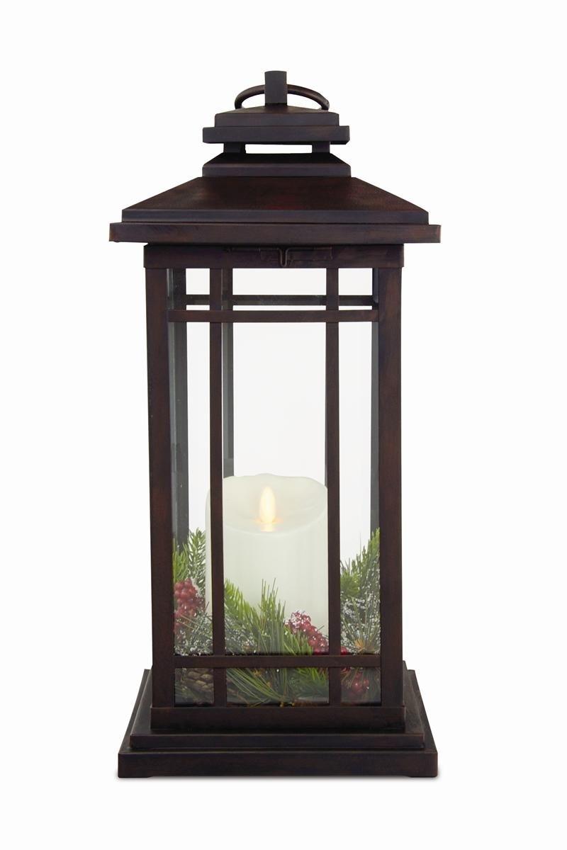Lantern Luminara Outdoor Candles -- Be Sure To Check Out This within Outdoor Luminara Lanterns (Image 5 of 20)