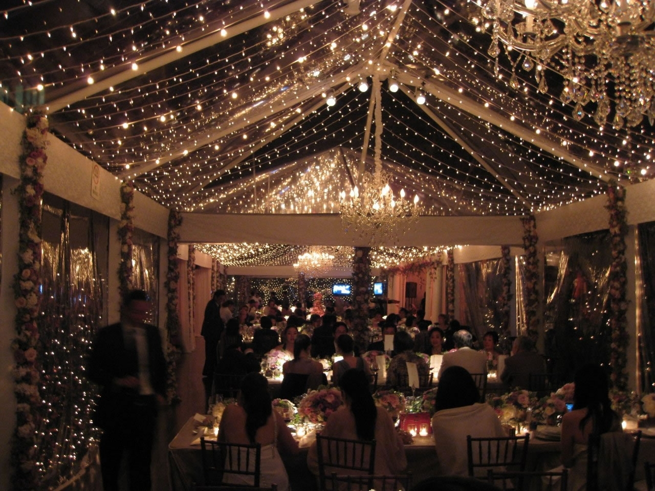 Lanterns And String Lights - Impact Lighting – Lighting | Audio inside Outdoor Lanterns For Wedding (Image 6 of 20)