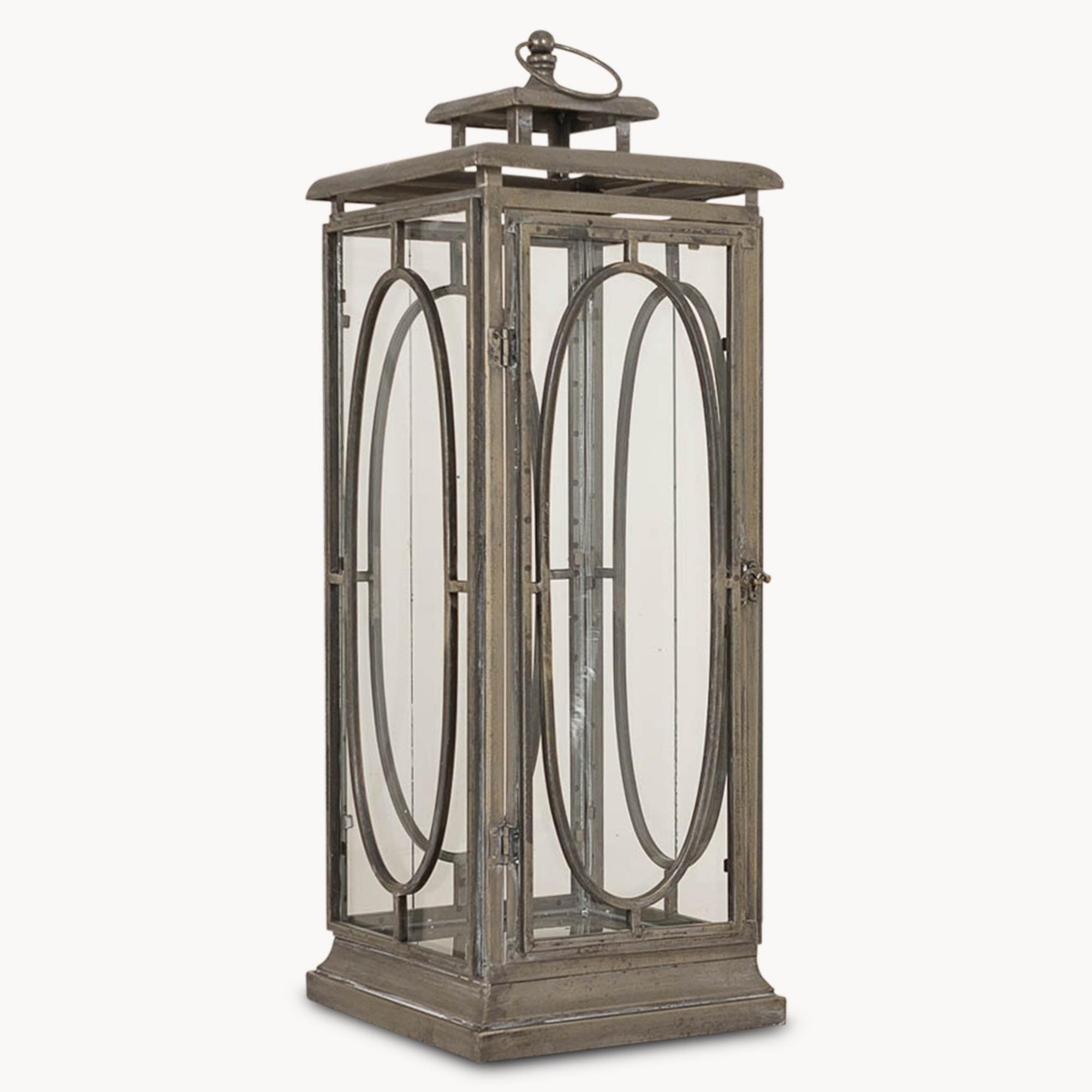 Lanterns, Hurricane Lamps And Candles | No 44 Furniture, Cobham regarding Outdoor Hurricane Lanterns (Image 9 of 20)