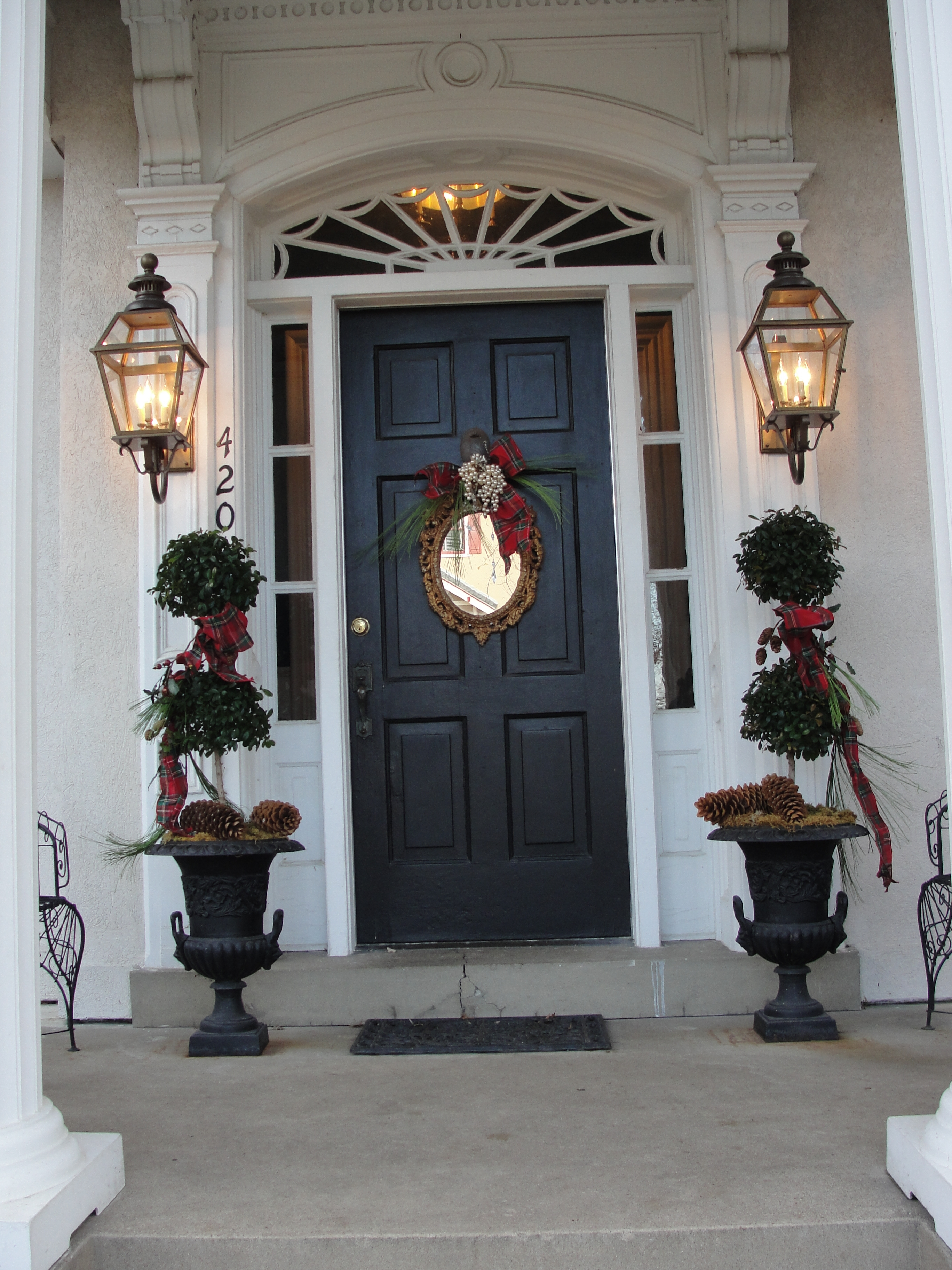 Lanterns Outside Front Door | O2 Pilates intended for Outdoor Lanterns For Front Door (Image 13 of 20)
