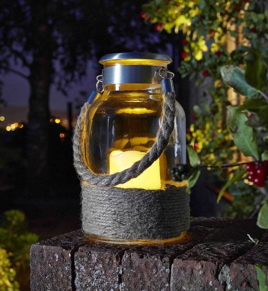 Lanterns, Tea Lights – Outdoor Living Buy Trees, Shrubs, Perennials With Outdoor Tea Light Lanterns (View 14 of 20)