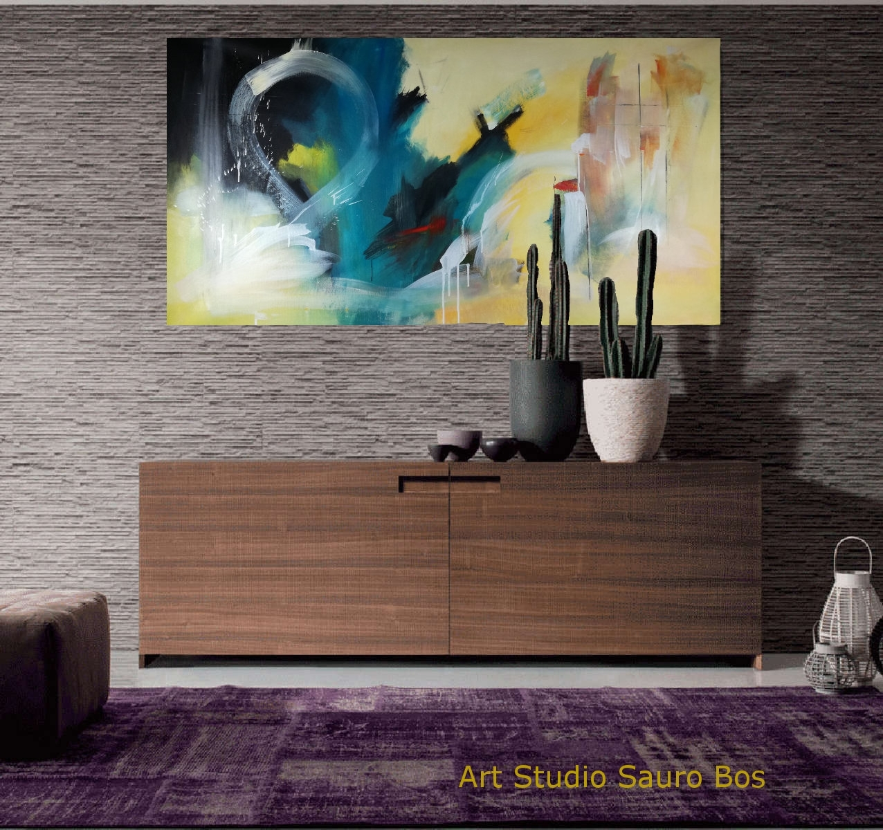Large Abstract Canvas Wall Art 120x60 Pertaining To Large Abstract Wall Art (View 15 of 20)