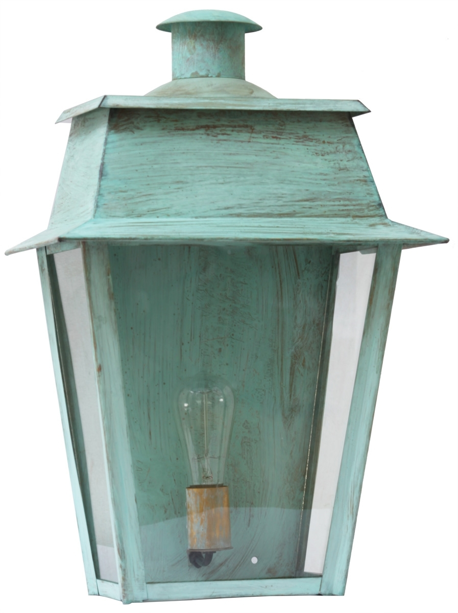 Large Brass Or Zinc Outdoor Lantern Bordeaux Tgm - Terra Lumi intended for Zinc Outdoor Lanterns (Image 12 of 20)