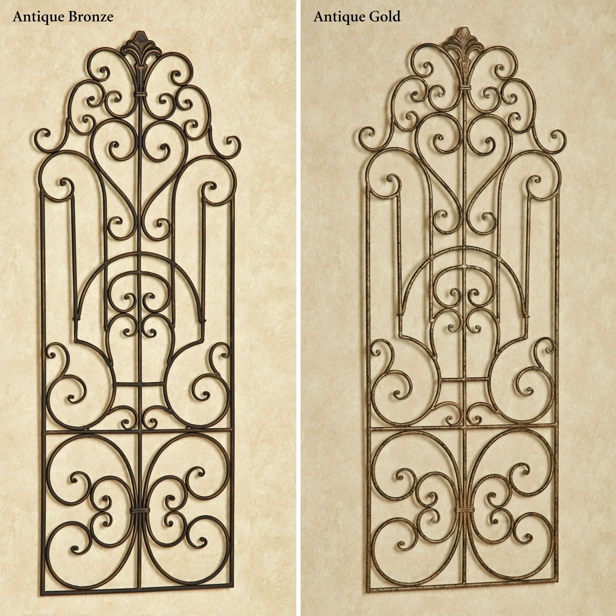 Large Metal Wall Decor Hobby Lobby Wrought Iron Kitchen Art Canada inside Hobby Lobby Metal Wall Art (Image 8 of 20)