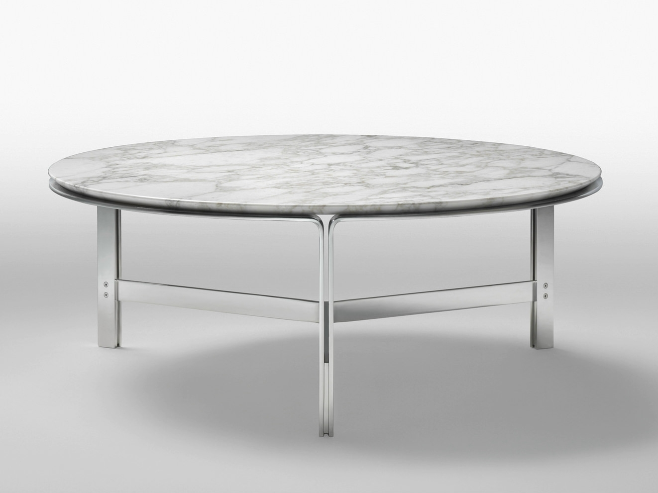 Large Round Marble Coffee Table | Sushi Ichimura Decor : Ideas Of A Inside Smart Round Marble Brass Coffee Tables (View 18 of 30)